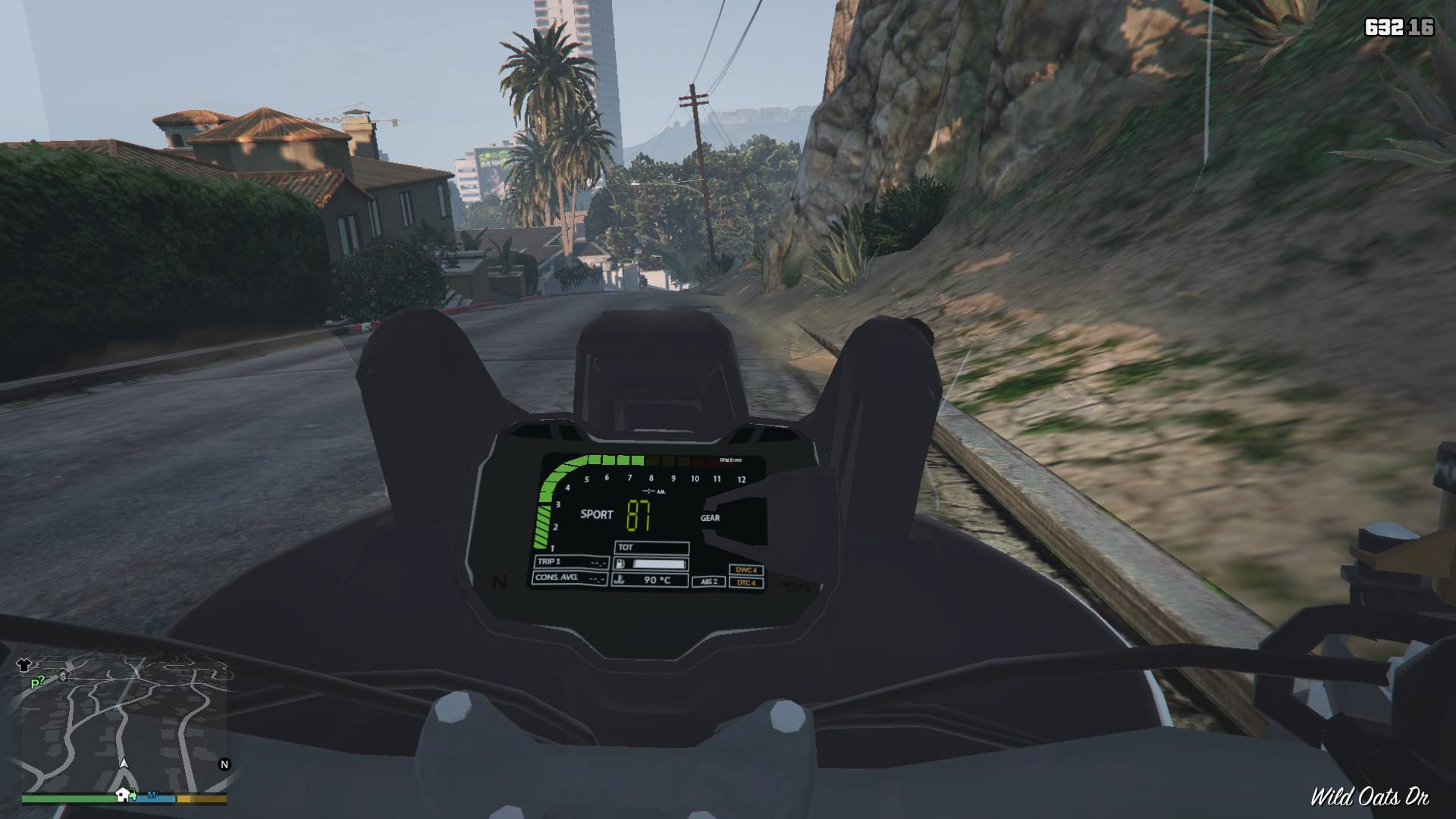 Ducati Multistrada 2015 GTA5 Mods (6)