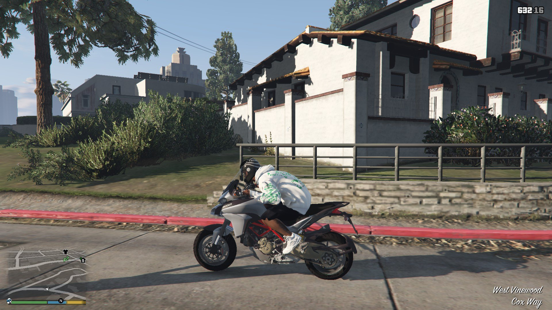 Ducati Multistrada 2015 GTA5 Mods (7)