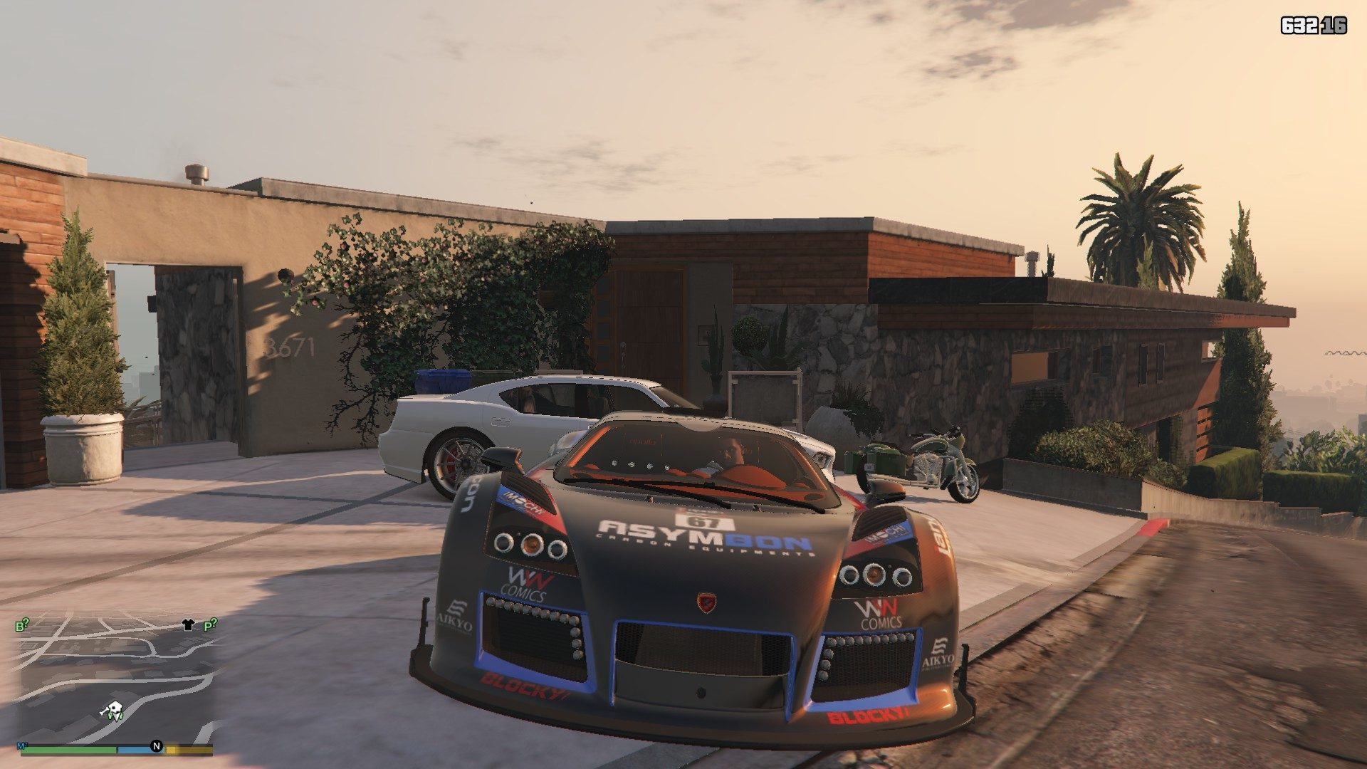 Gumpert Apollo S GTA5 Mods (2)
