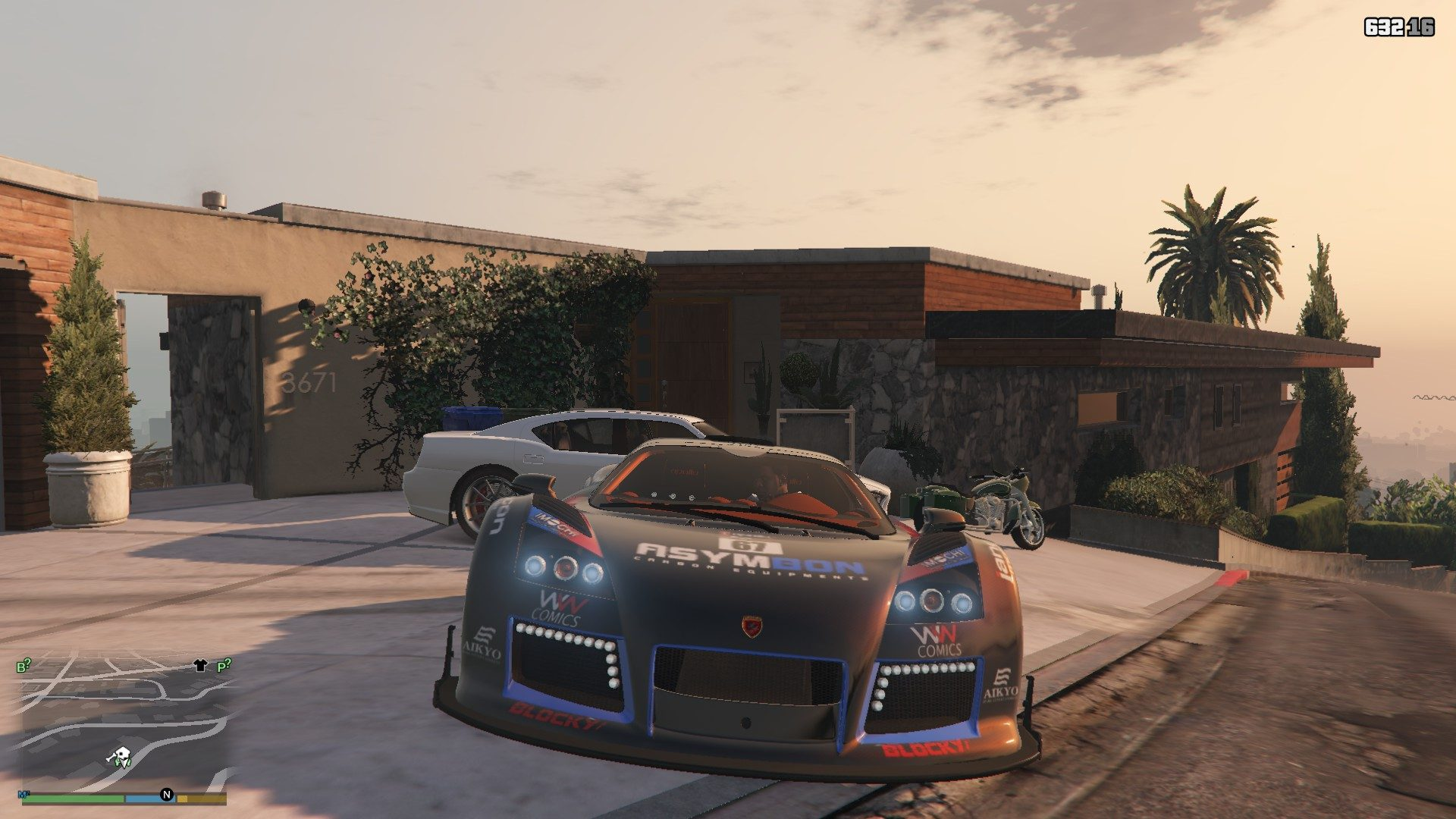 Gumpert Apollo S GTA5 Mods (3)