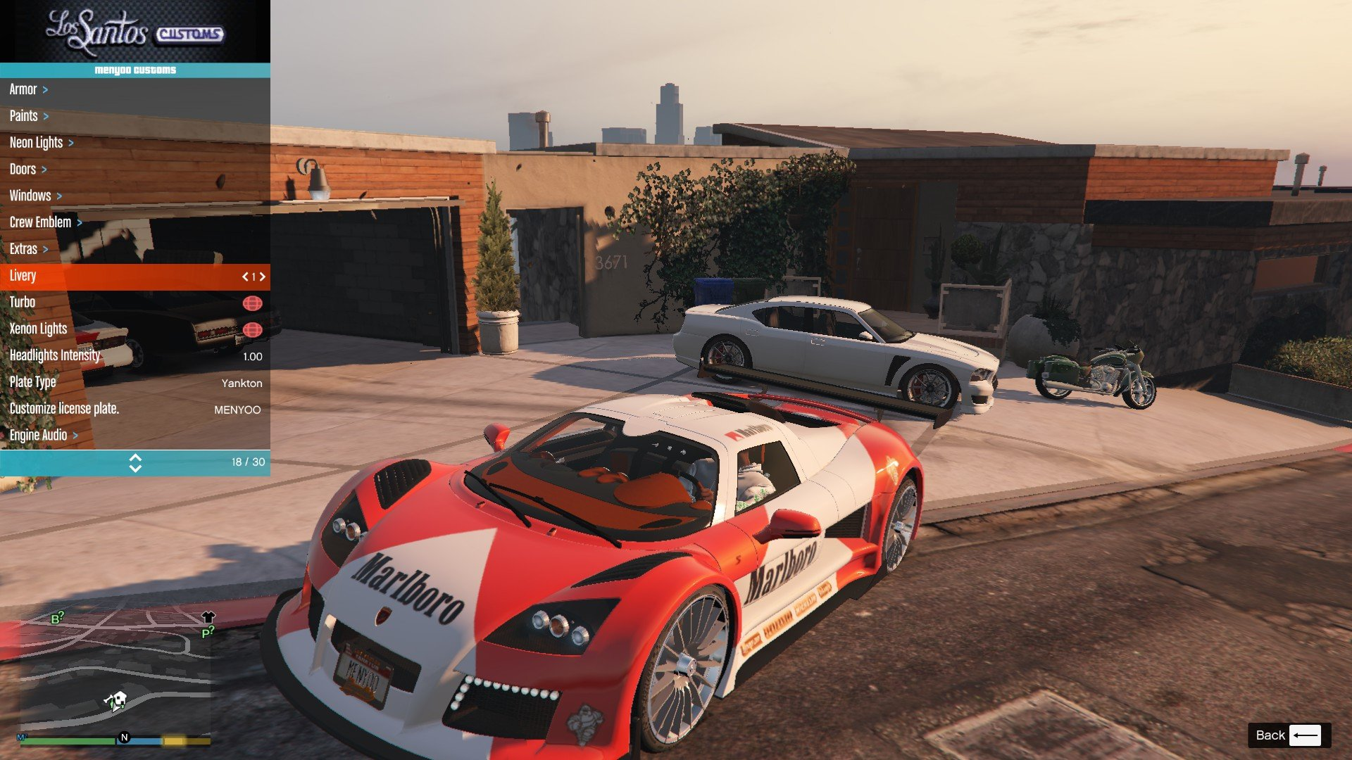 Gumpert Apollo S GTA5 Mods (6)