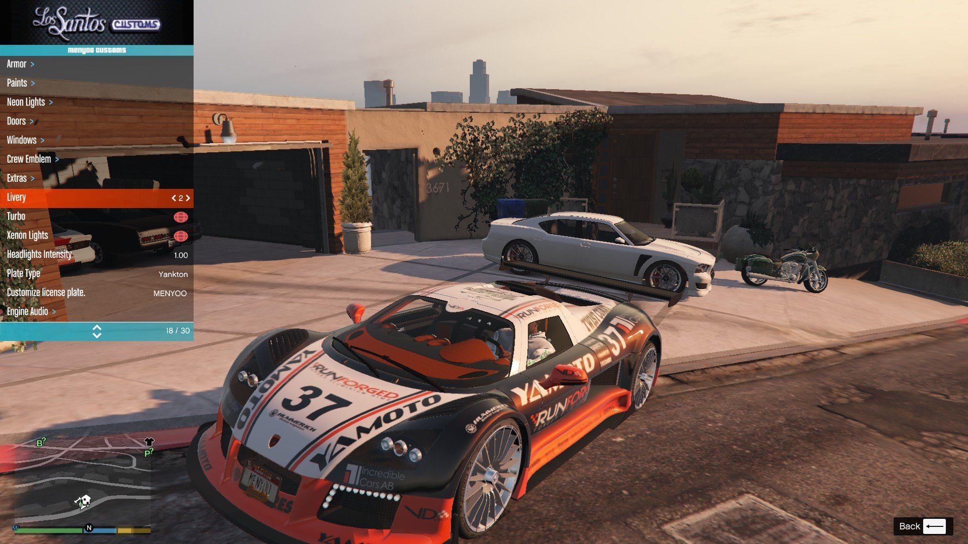 Gumpert Apollo S GTA5 Mods (7)