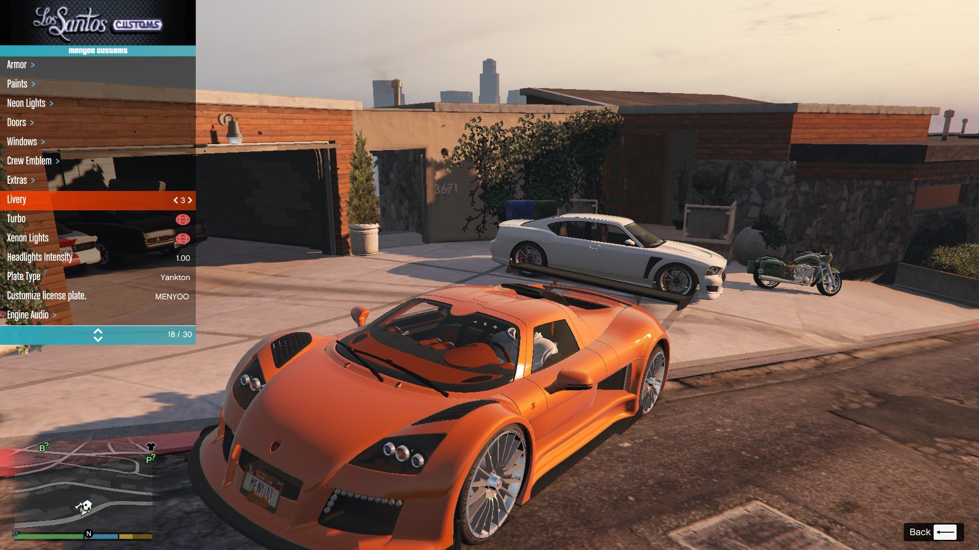 Gumpert Apollo S GTA5 Mods (8)