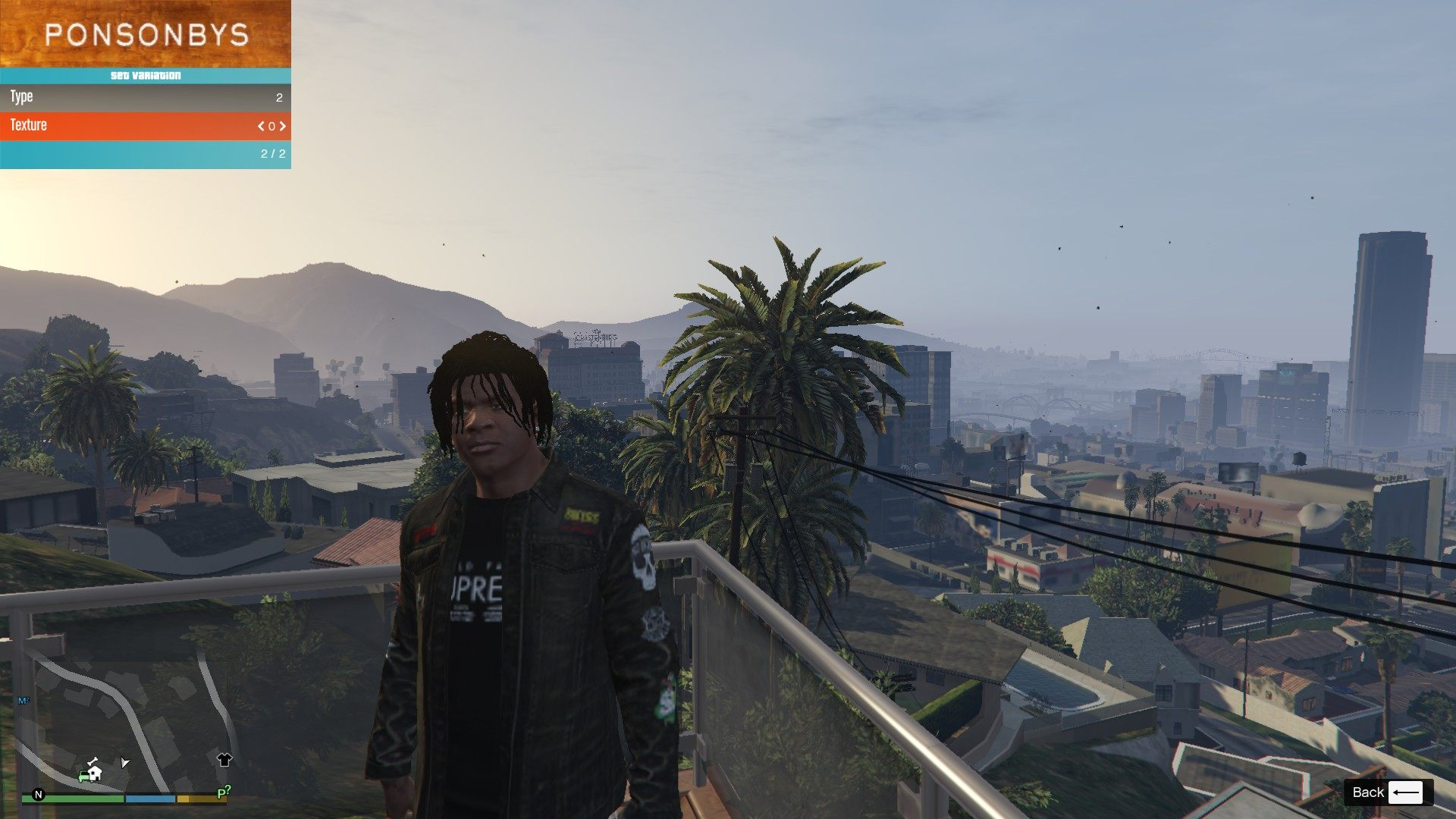 Hair Pack For Franklin GTA5 Mods (5)