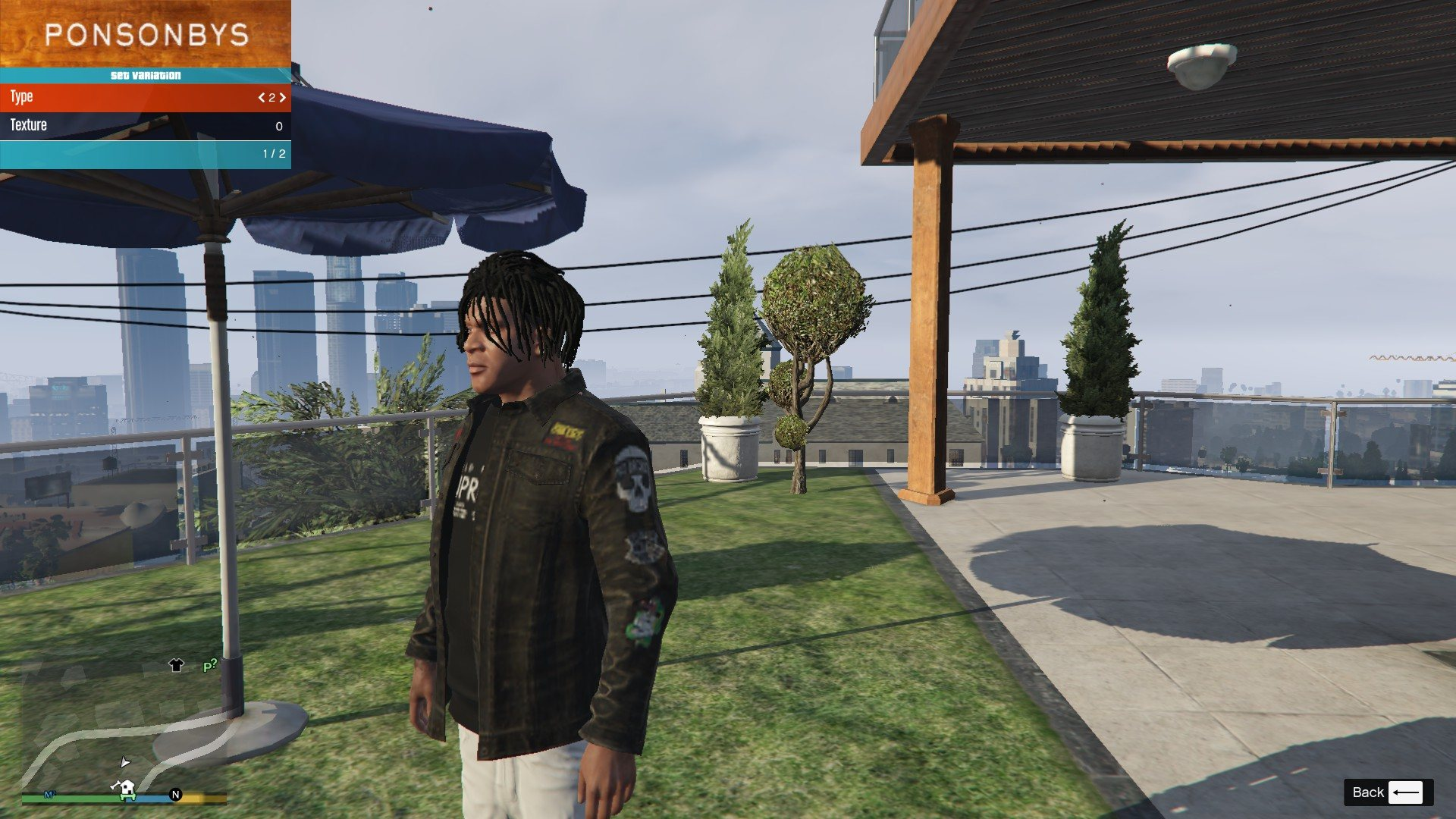 Hair Pack For Franklin GTA5 Mods (8)