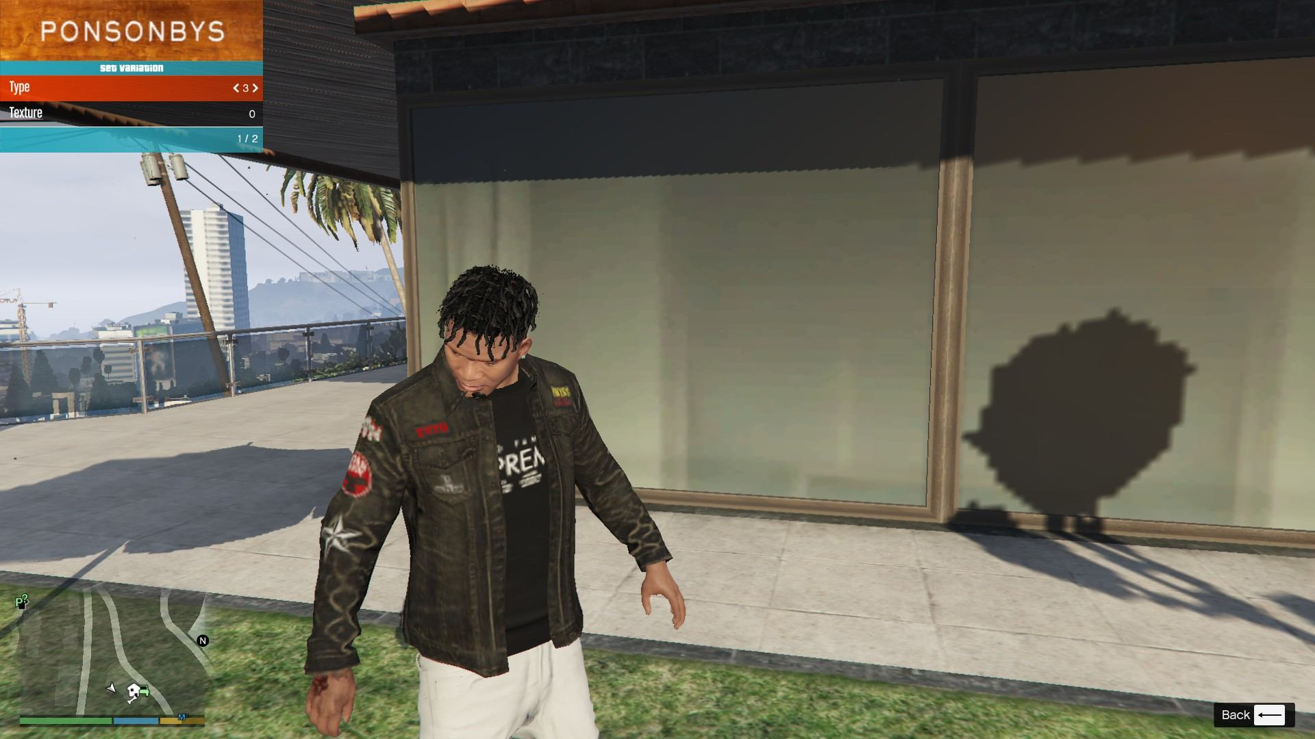 Hair Pack For Franklin GTA5 Mods (9)