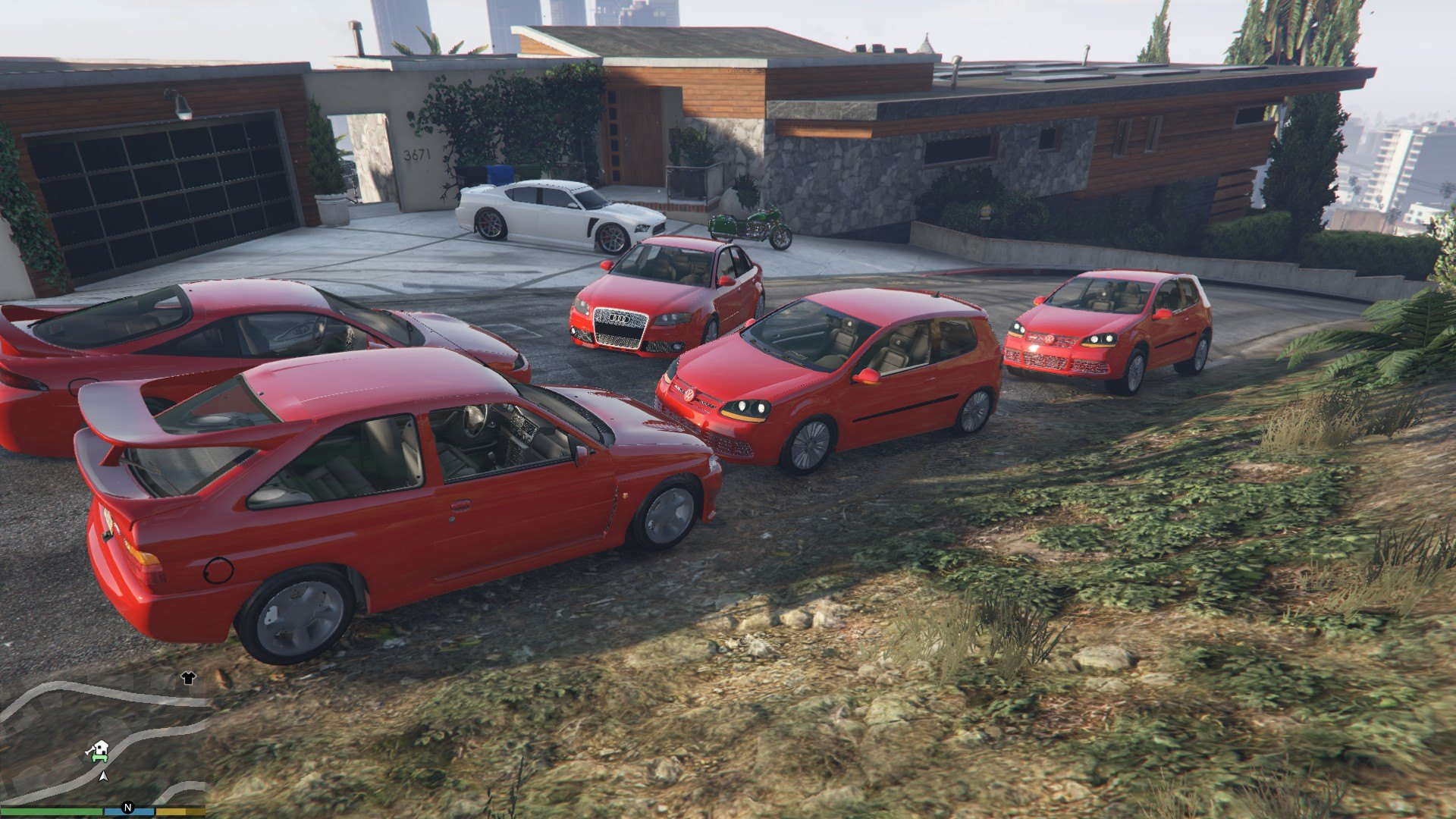 Need For Speed Car Pack GTA5 Mods 06