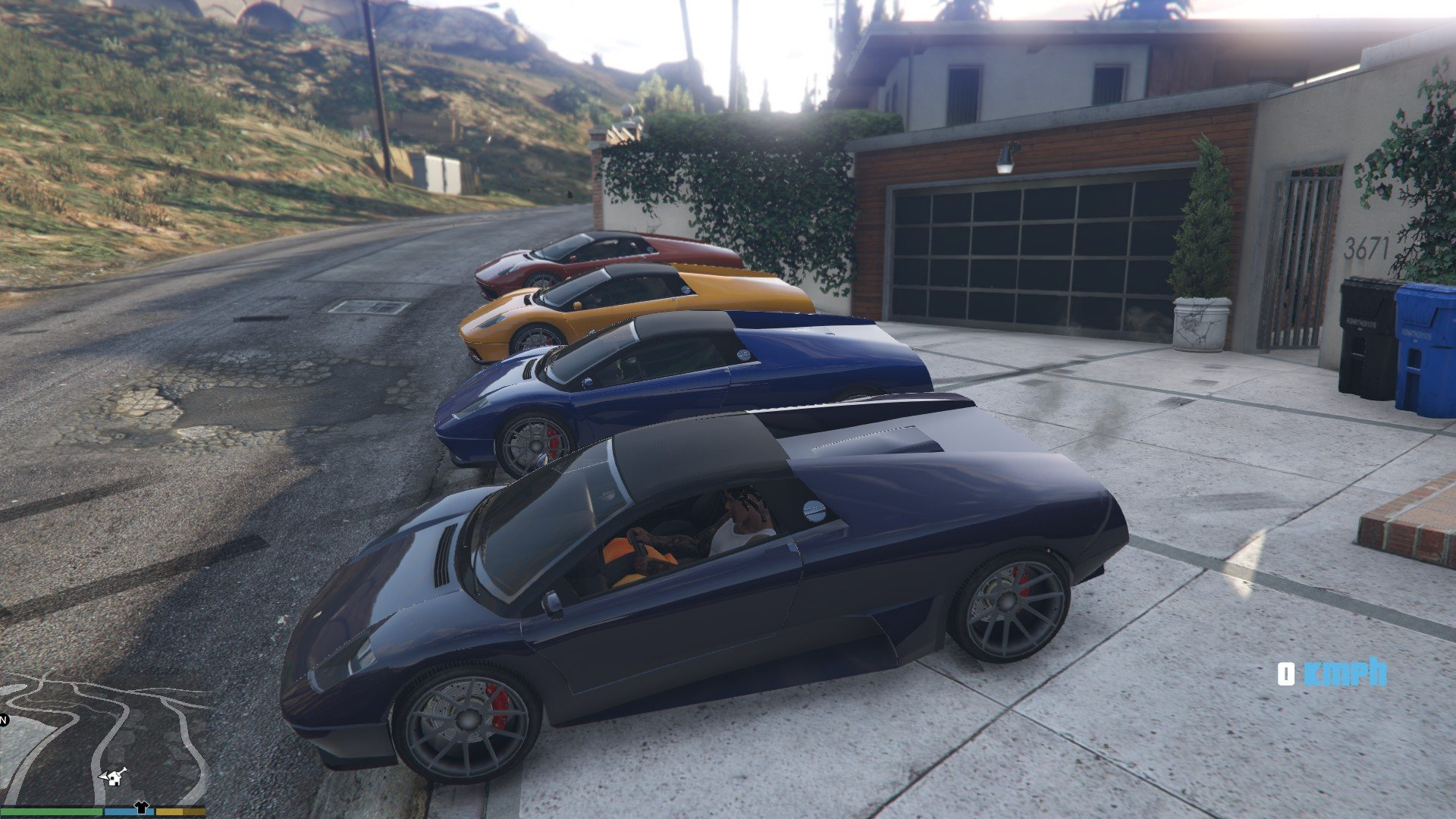 Pegassi Infernuss S Roadster GTA5 Mods 06