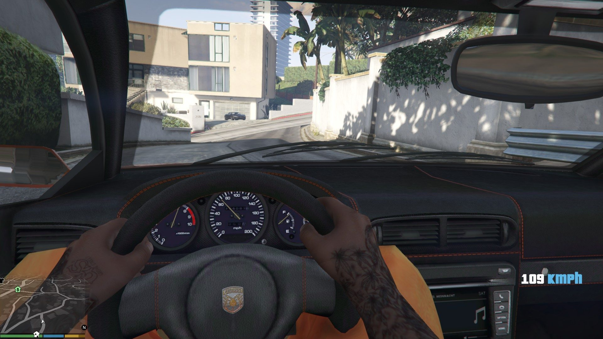 Pegassi Infernuss S Roadster GTA5 Mods 09