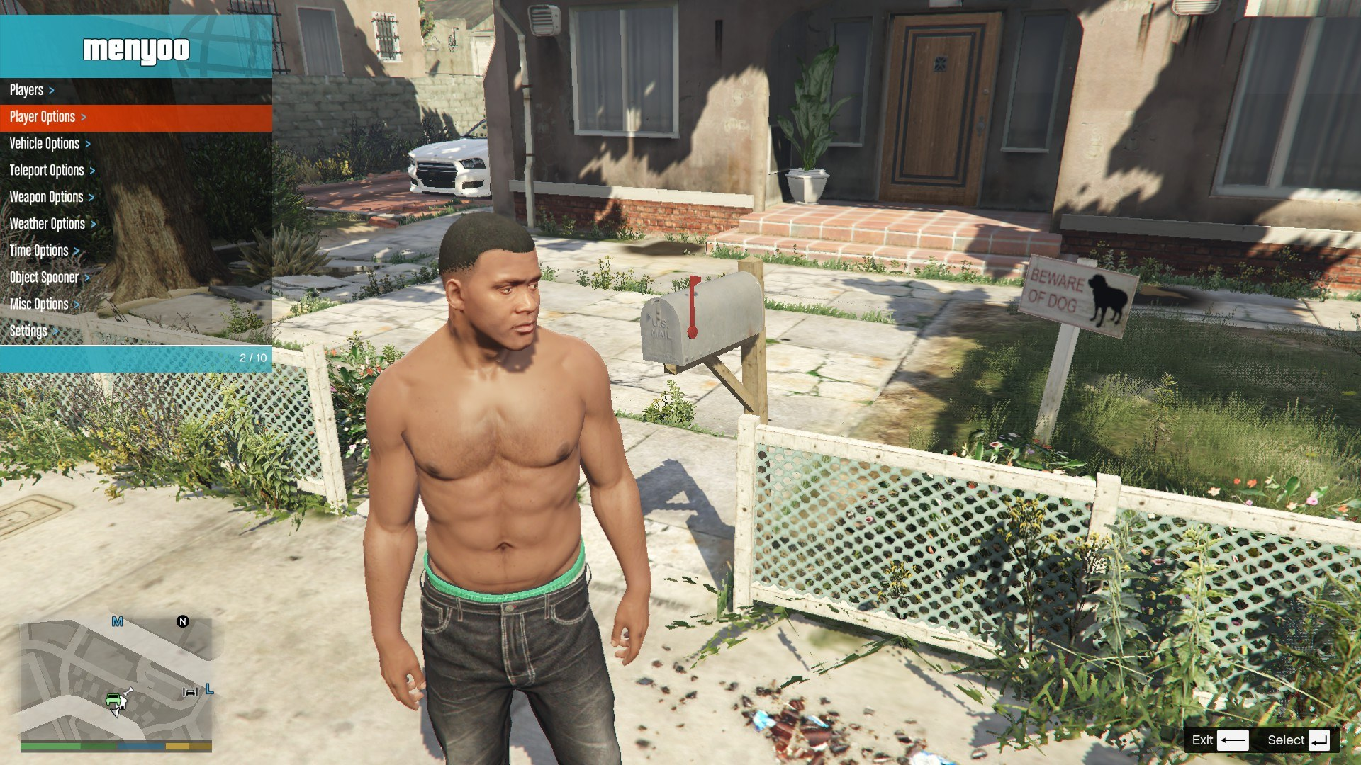 Tattoos Pack For Franklin GTA5 Mods (1)