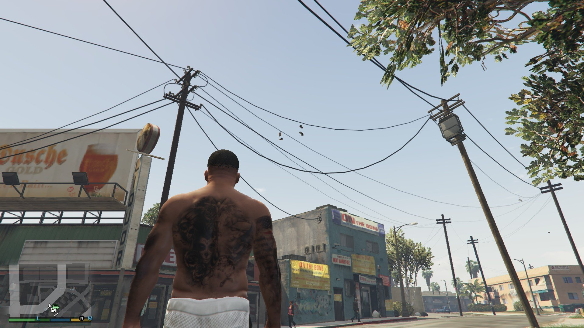 Tattoos Pack For Franklin GTA5 Mods (2)