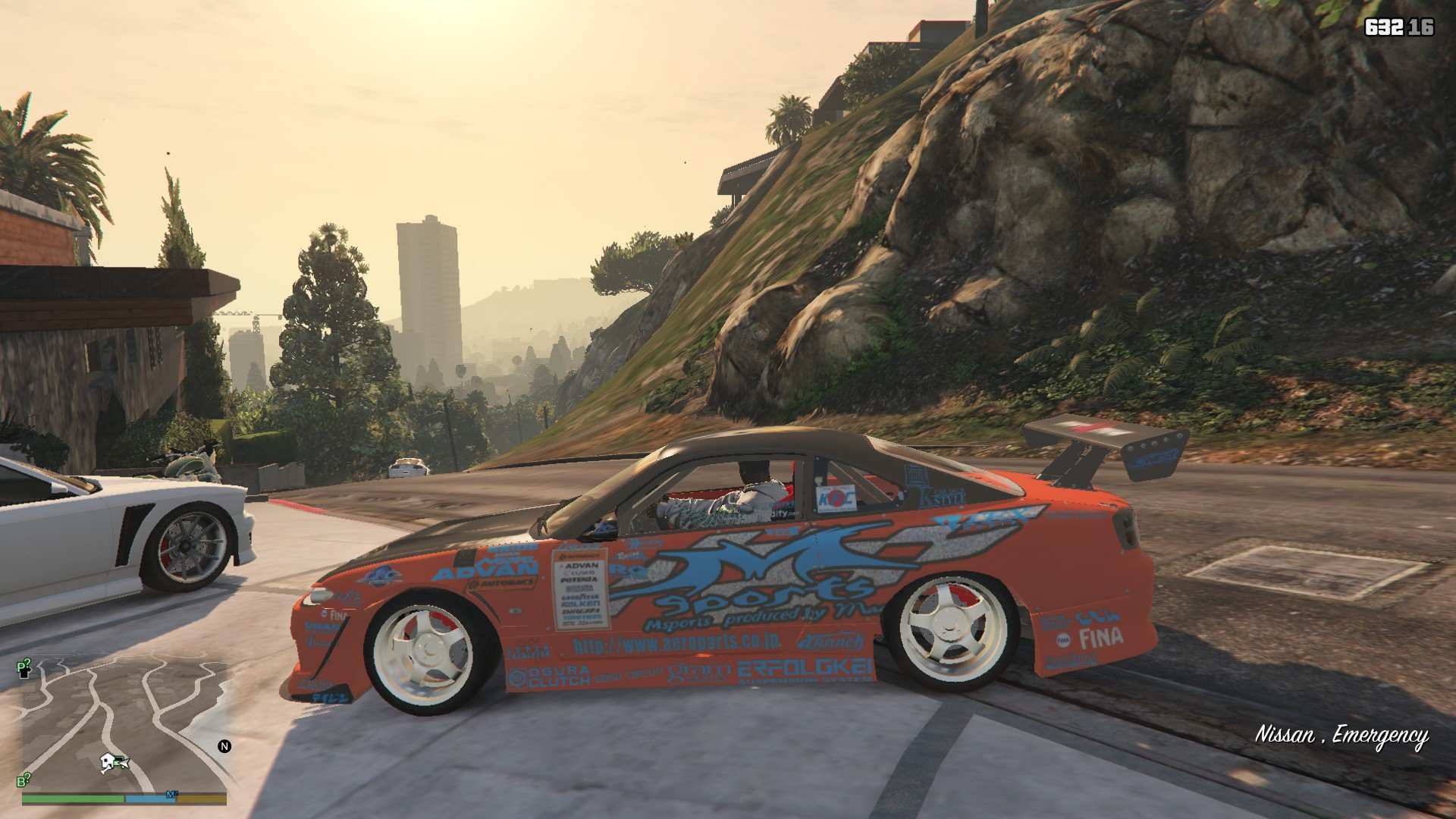 Team Orange GRID GTA5 Mods (1)