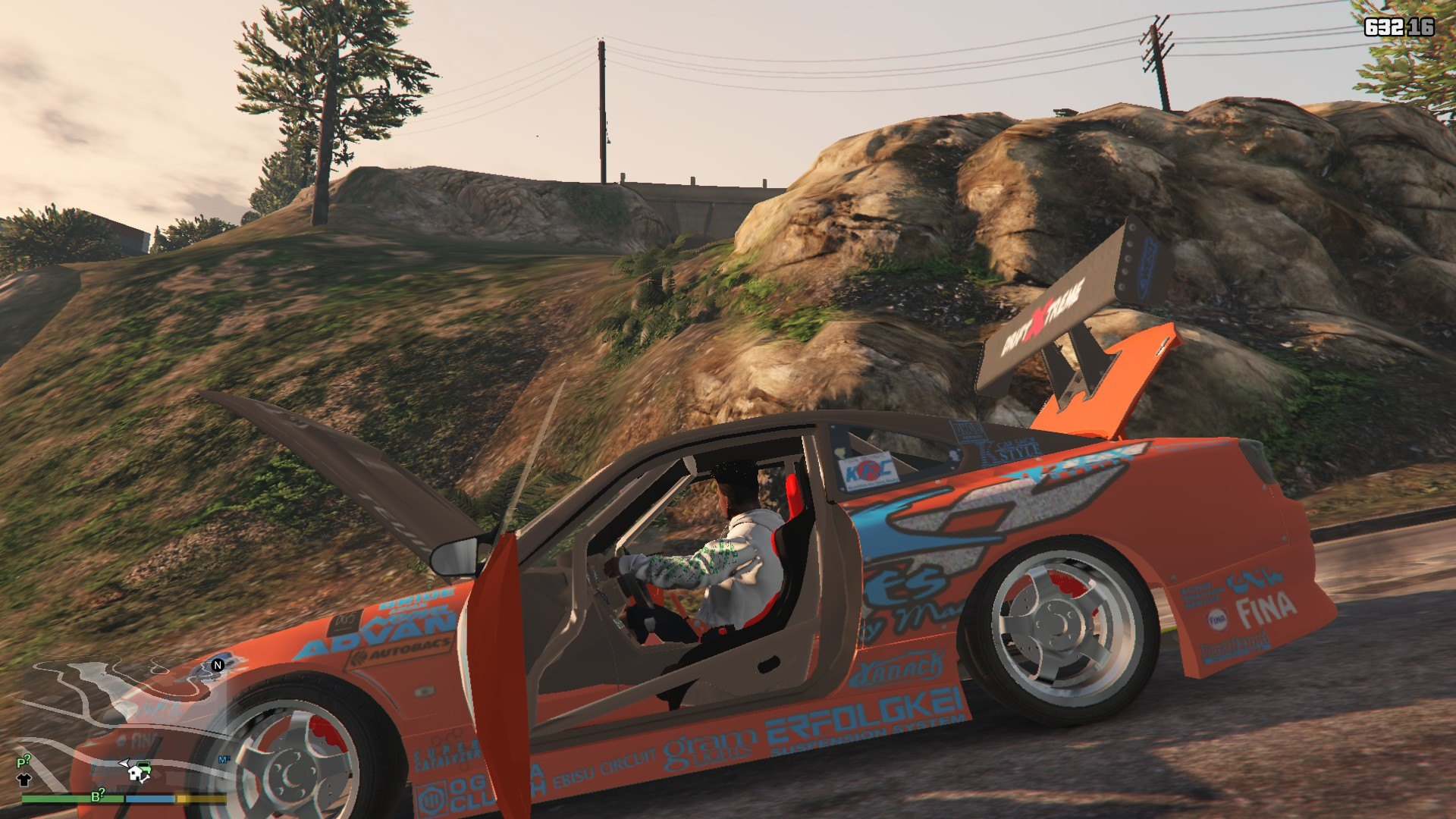 Team Orange GRID GTA5 Mods (10)