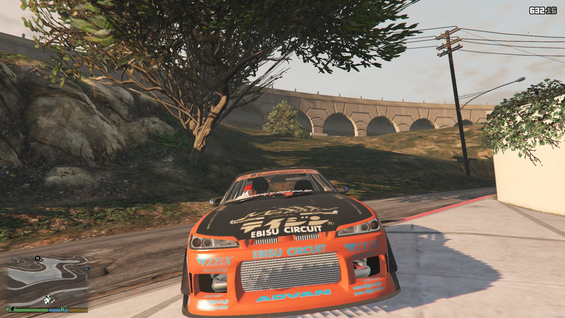 Team Orange GRID GTA5 Mods (2)