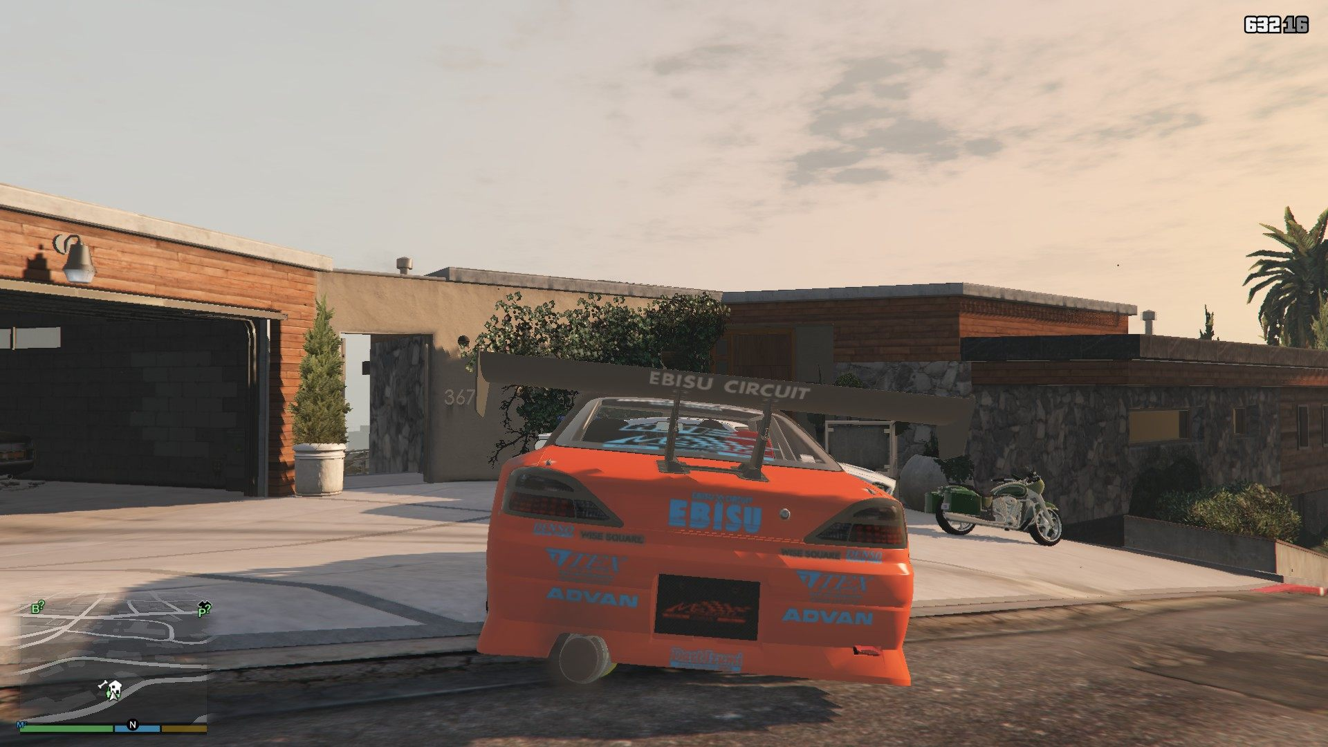 Team Orange GRID GTA5 Mods (4)