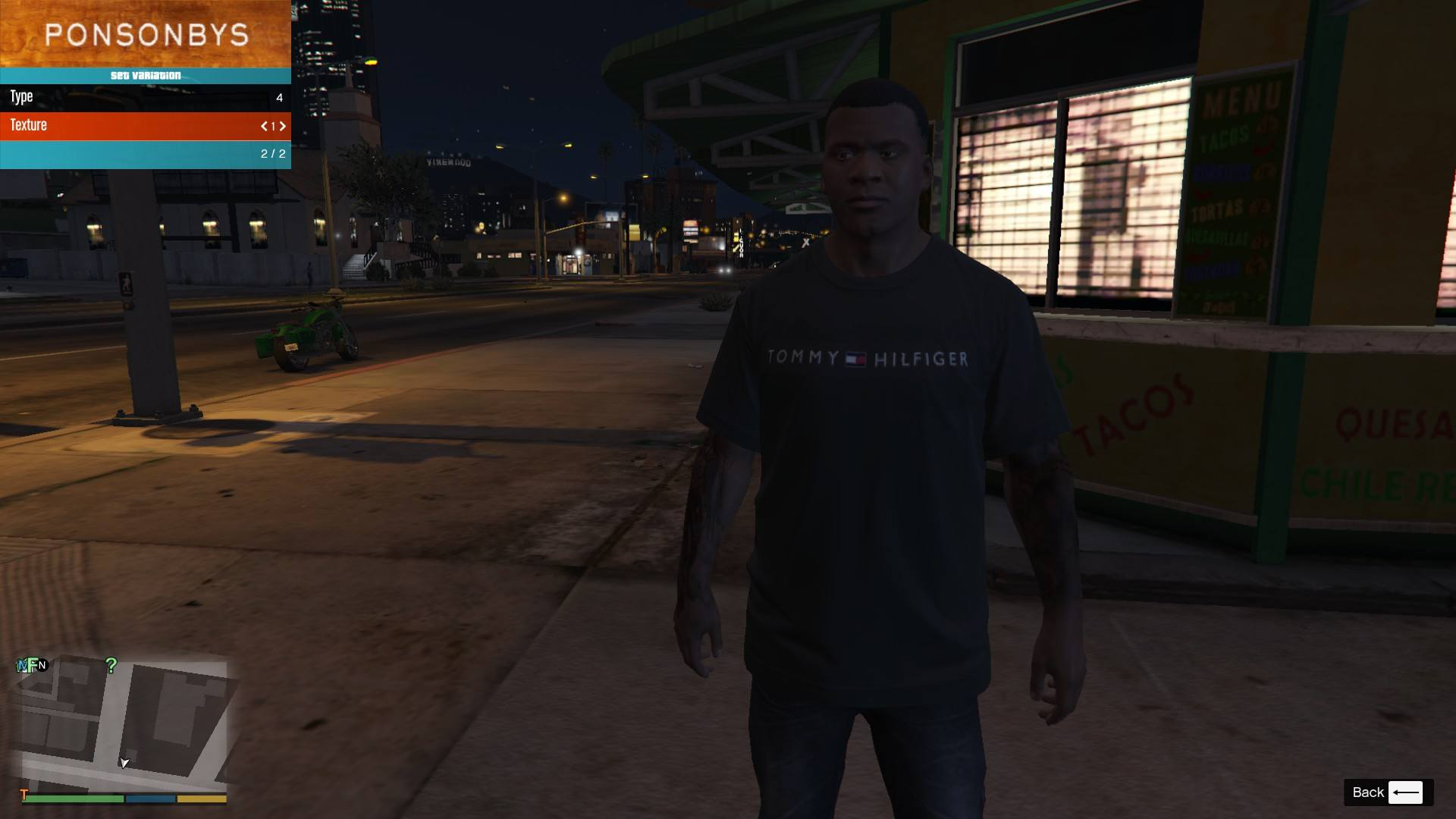 Tommy Hilfiger Pack For Franklin GTA5 Mods (1)