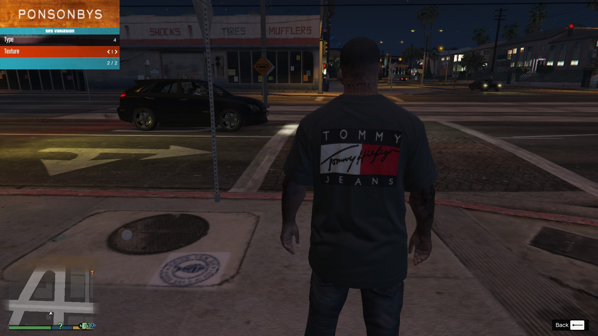 Tommy Hilfiger Pack For Franklin GTA5 Mods (2)