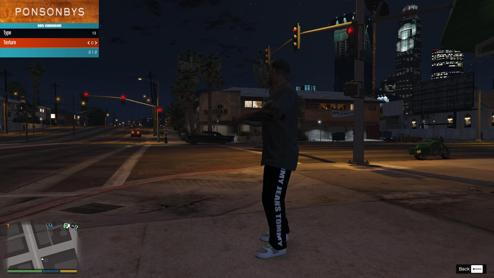 Tommy Hilfiger Pack For Franklin GTA5 Mods (6)
