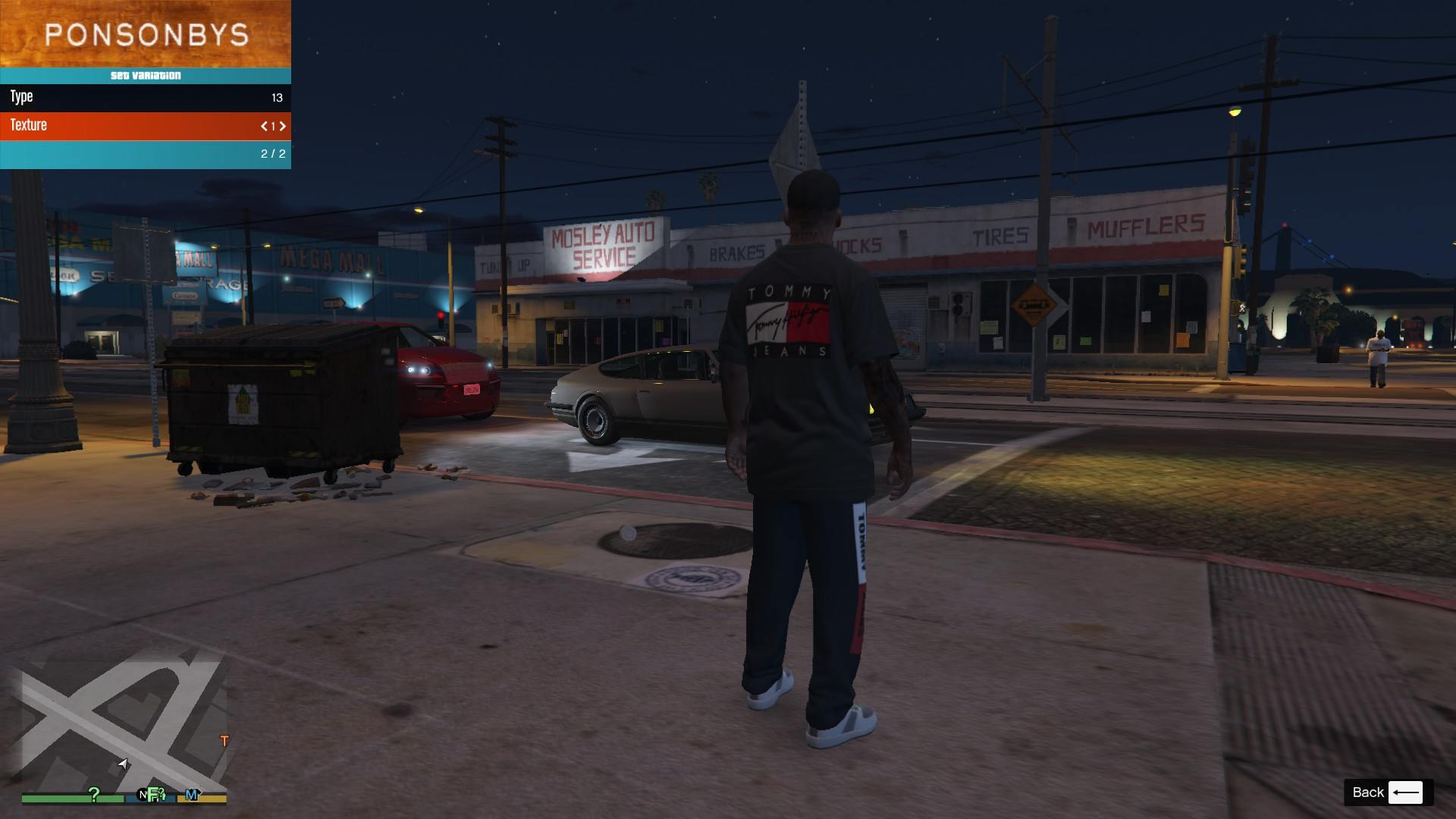 Tommy Hilfiger Pack For Franklin GTA5 Mods (8)