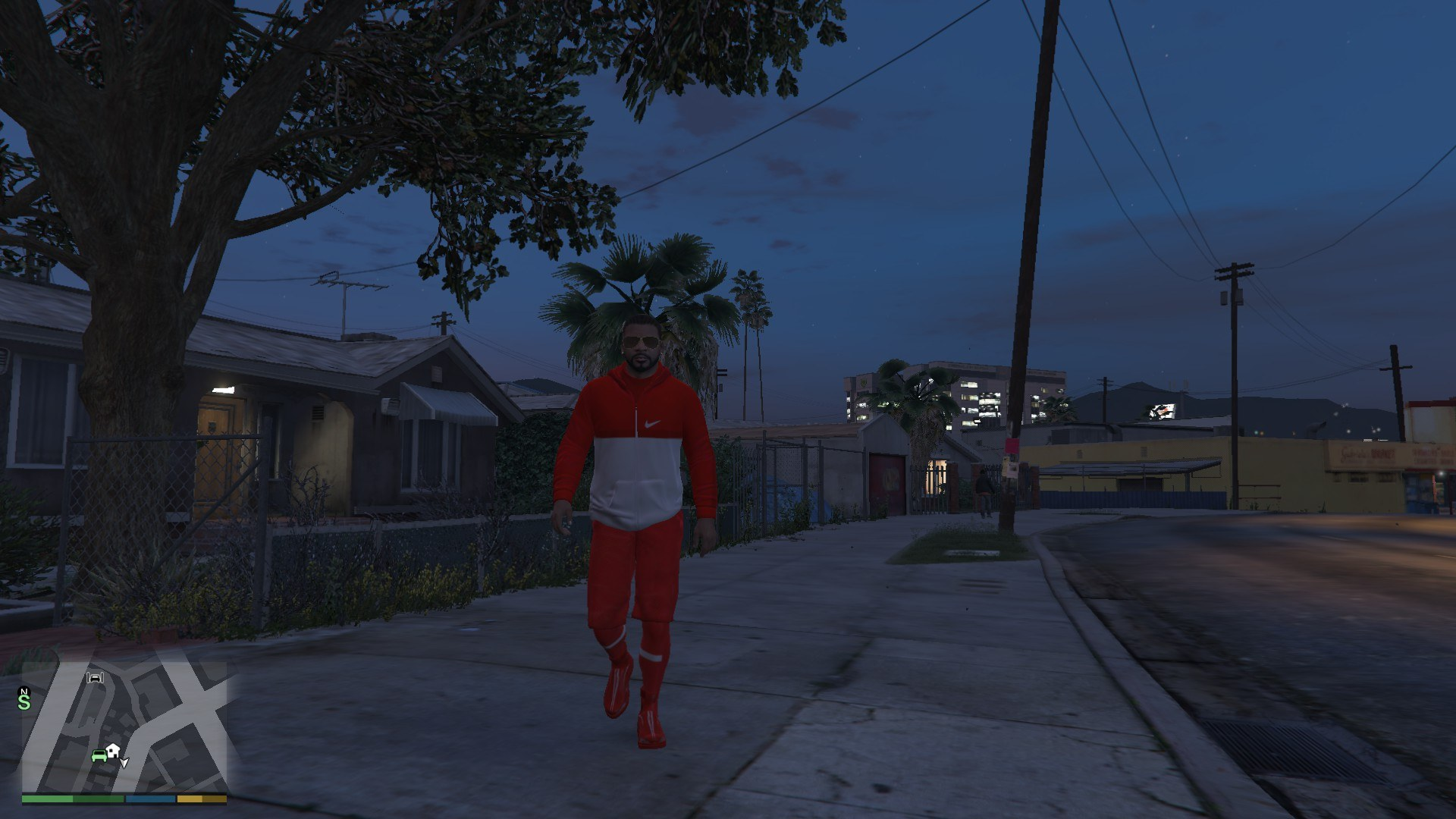 Tracksuit For Franklin GTA5 Mods (11)