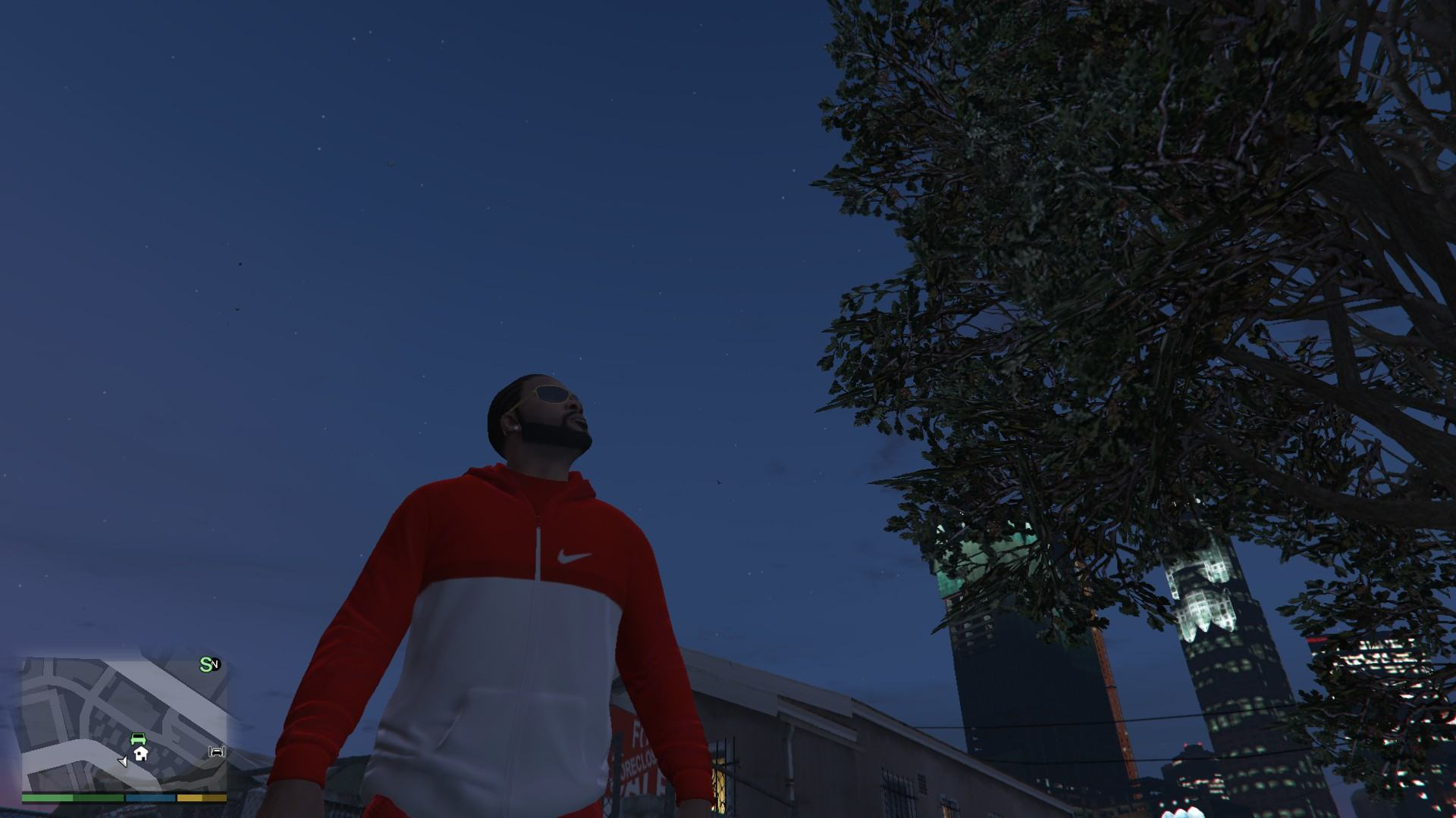 Tracksuit For Franklin GTA5 Mods (13)