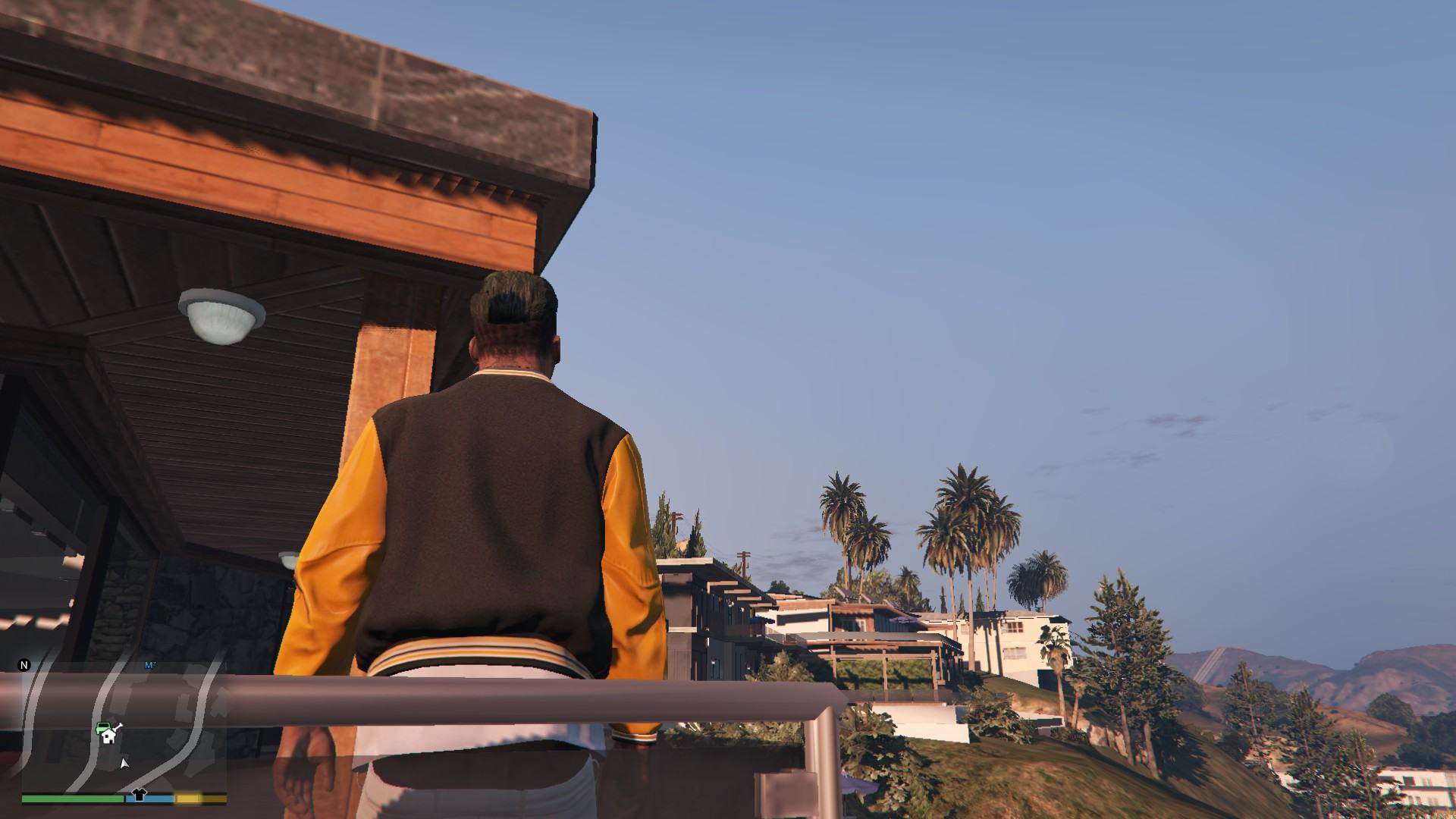 Undercut Hair For Franklin GTA5 Mods (7)