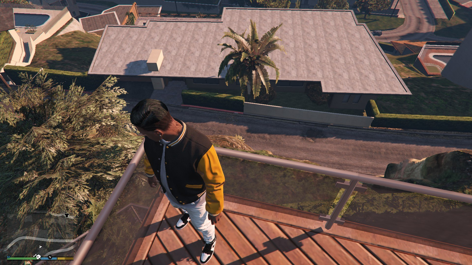 Undercut Hair For Franklin GTA5 Mods (8)