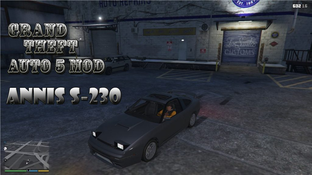 Annis S-230 Mod For GTA 5