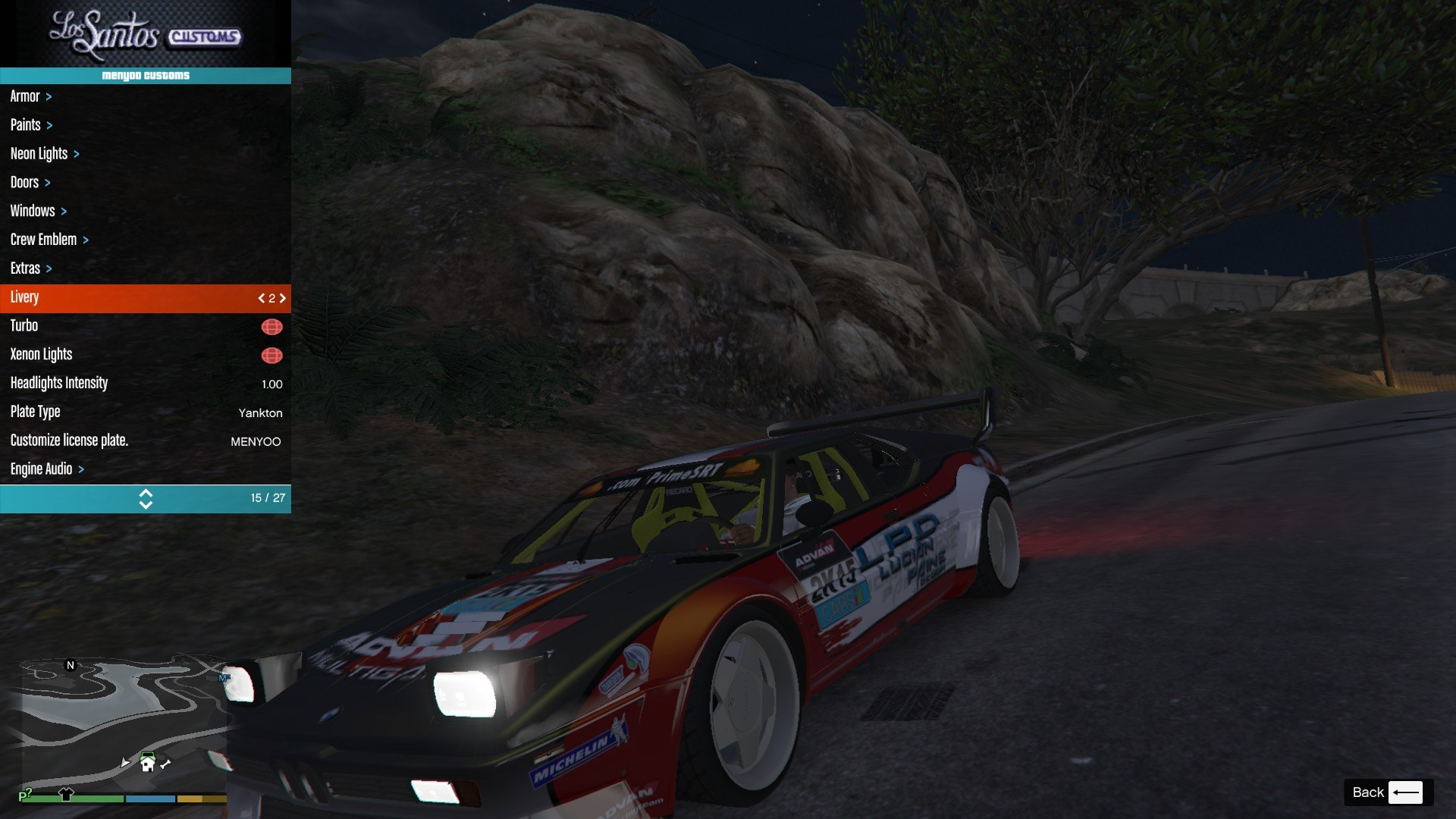 BMW M1 ProCar GTA5 Mods (10)