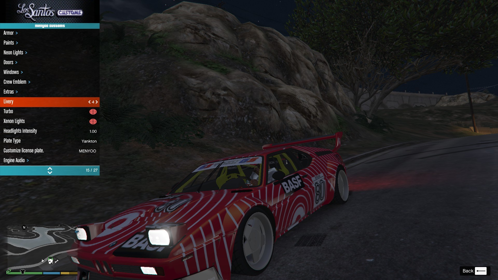 BMW M1 ProCar GTA5 Mods (12)