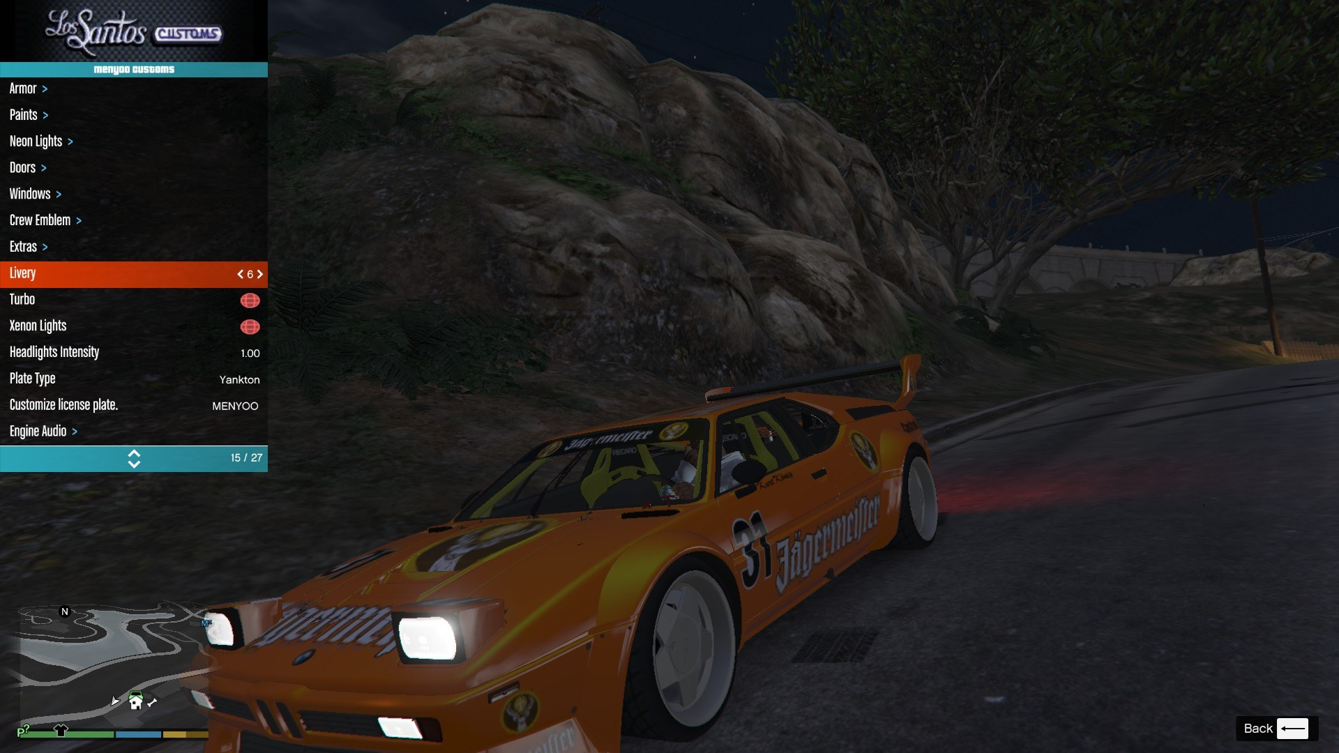 BMW M1 ProCar GTA5 Mods (14)