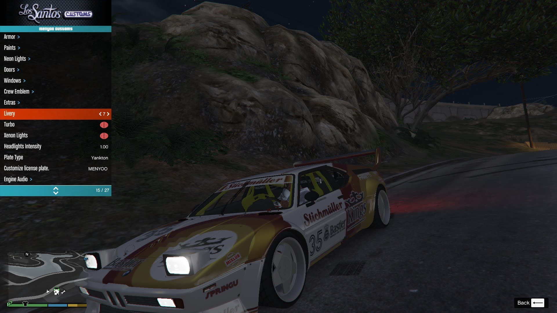 BMW M1 ProCar GTA5 Mods (15)