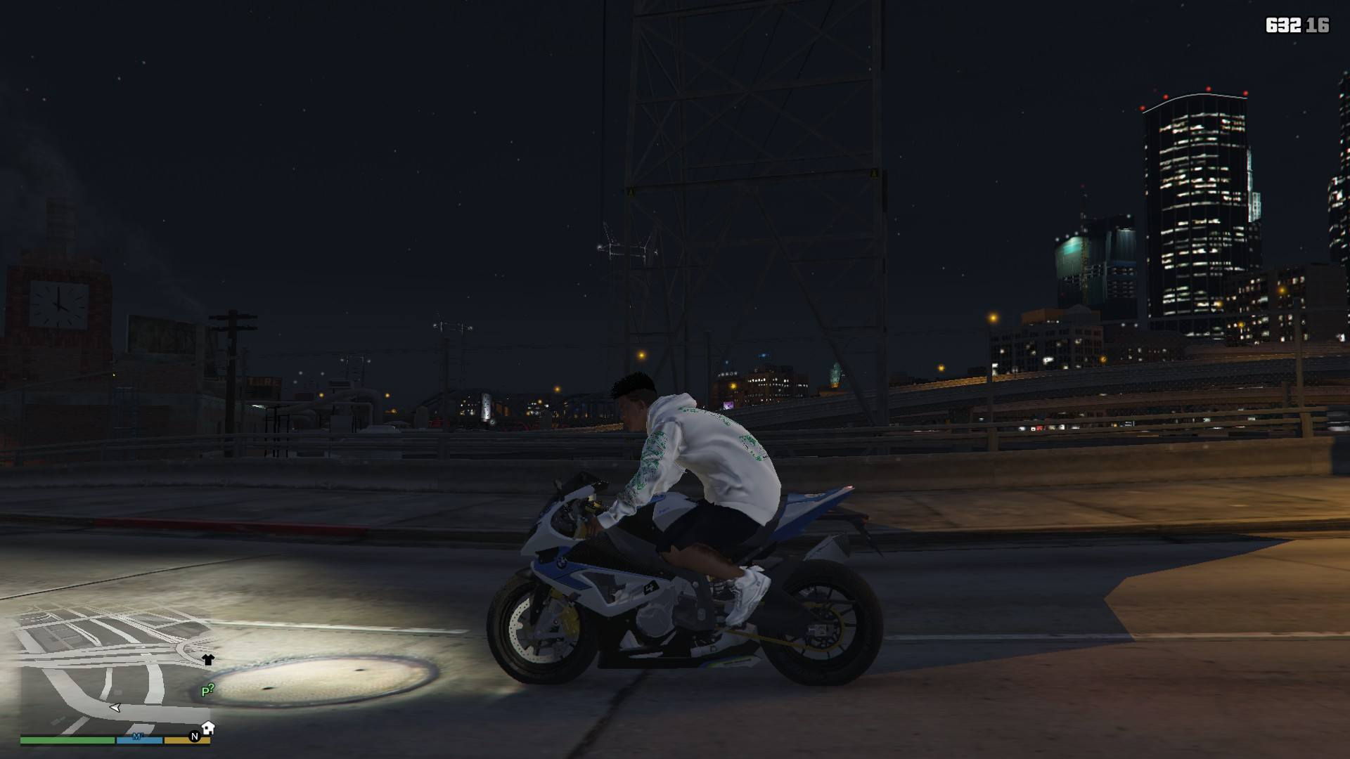 BMW S1000 RR 2014 GTA5 Mods (13)