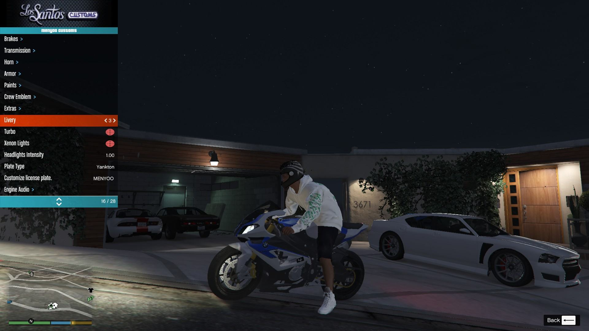 BMW S1000 RR 2014 GTA5 Mods (3)
