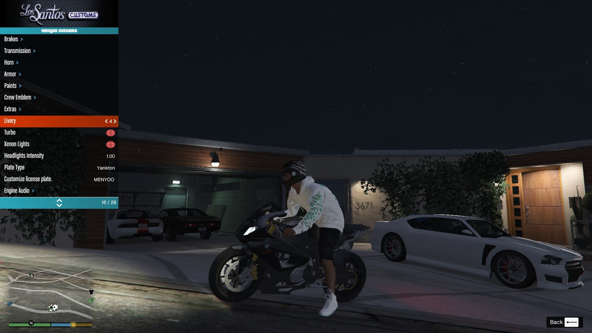 BMW S1000 RR 2014 GTA5 Mods (4)
