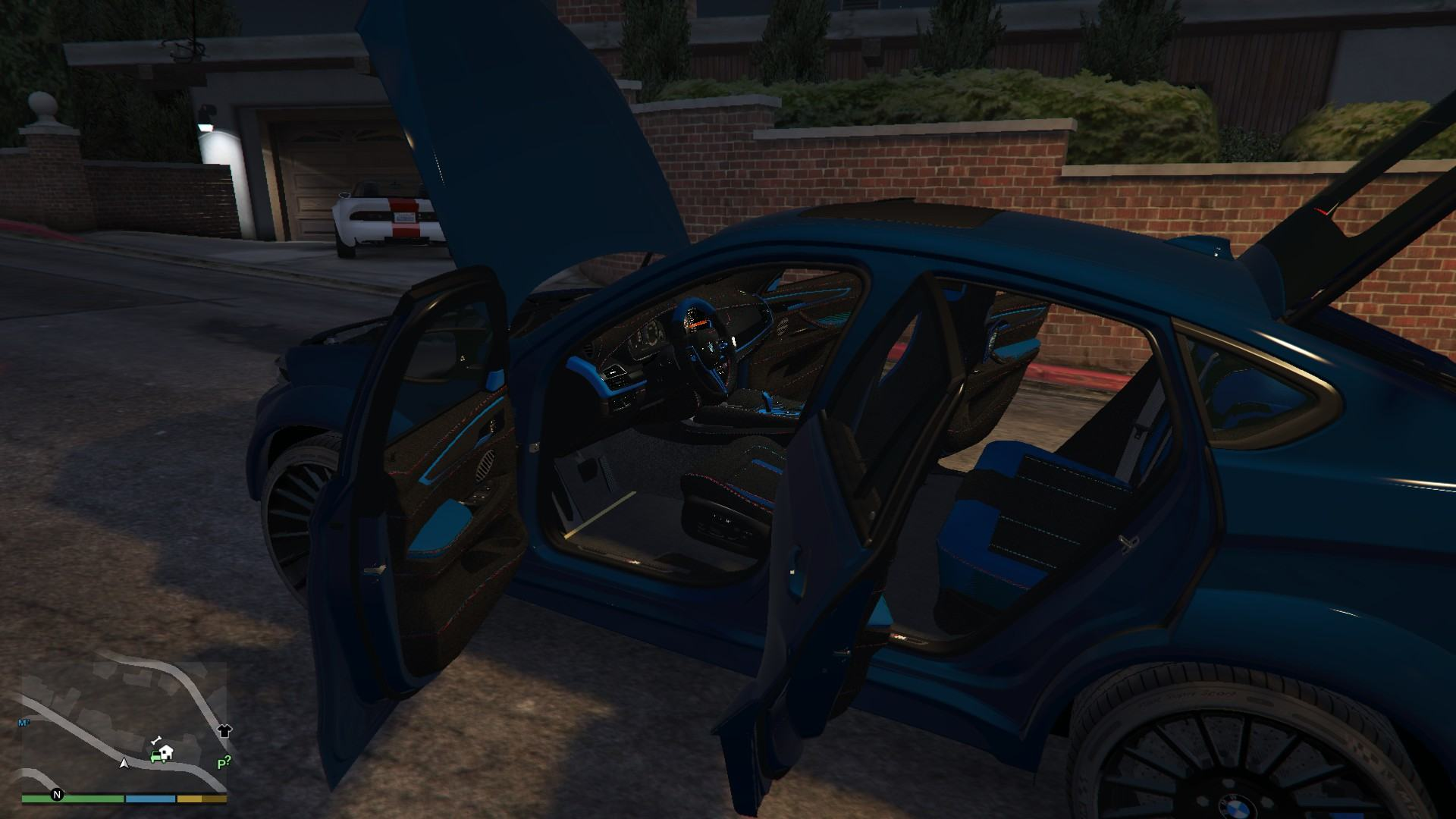 BMW X6M GTA5 Mods (10)