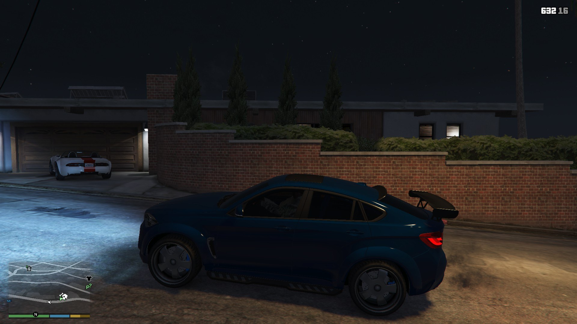 BMW X6M GTA5 Mods (11)