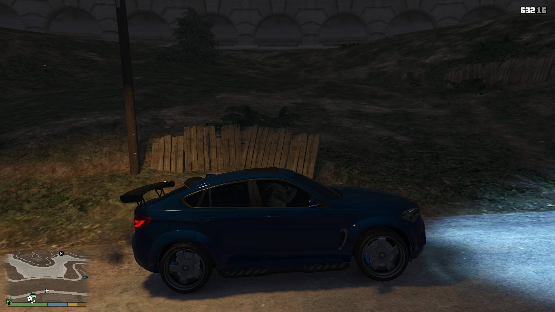BMW X6M GTA5 Mods (12)