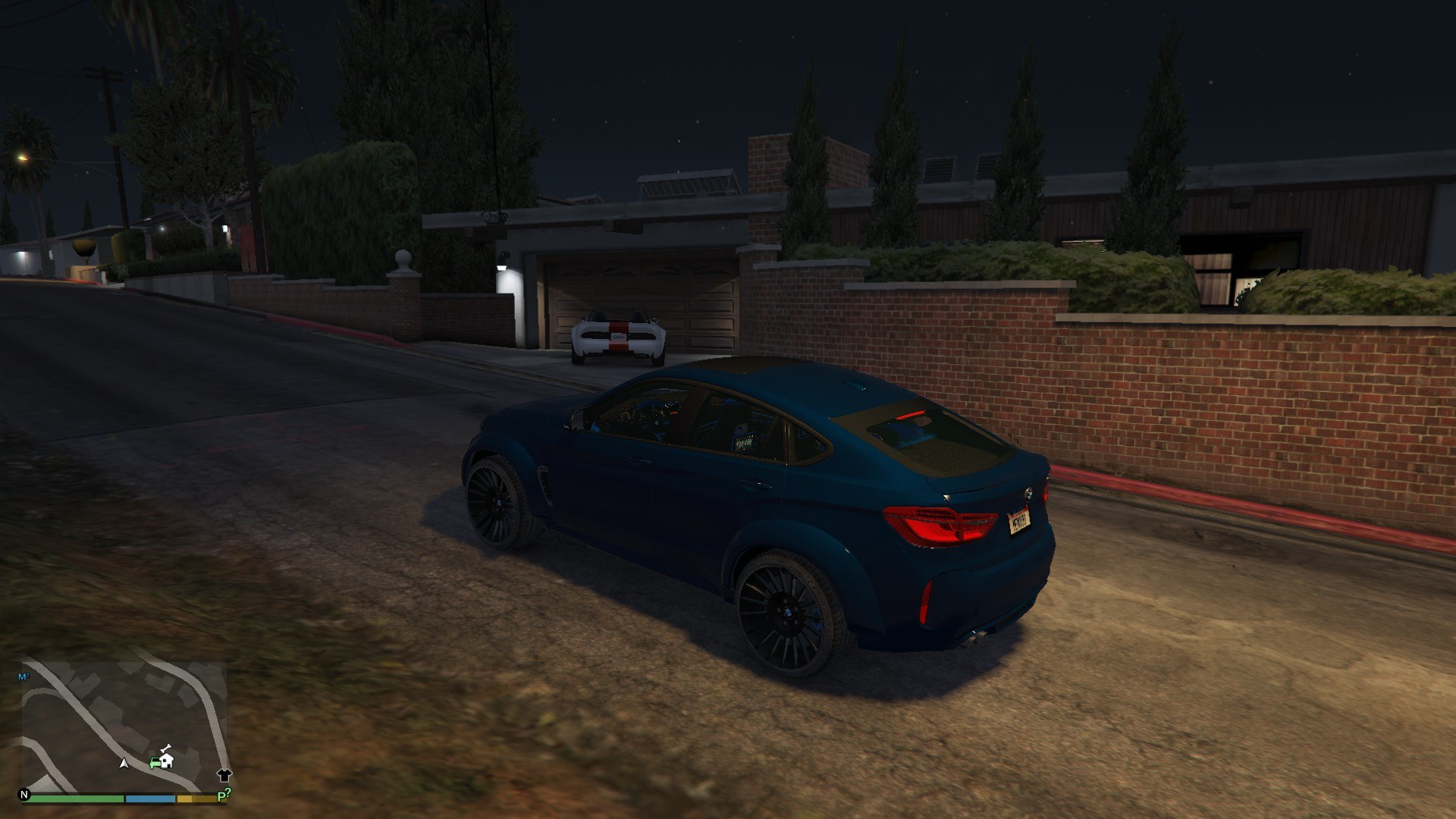 BMW X6M GTA5 Mods (3)