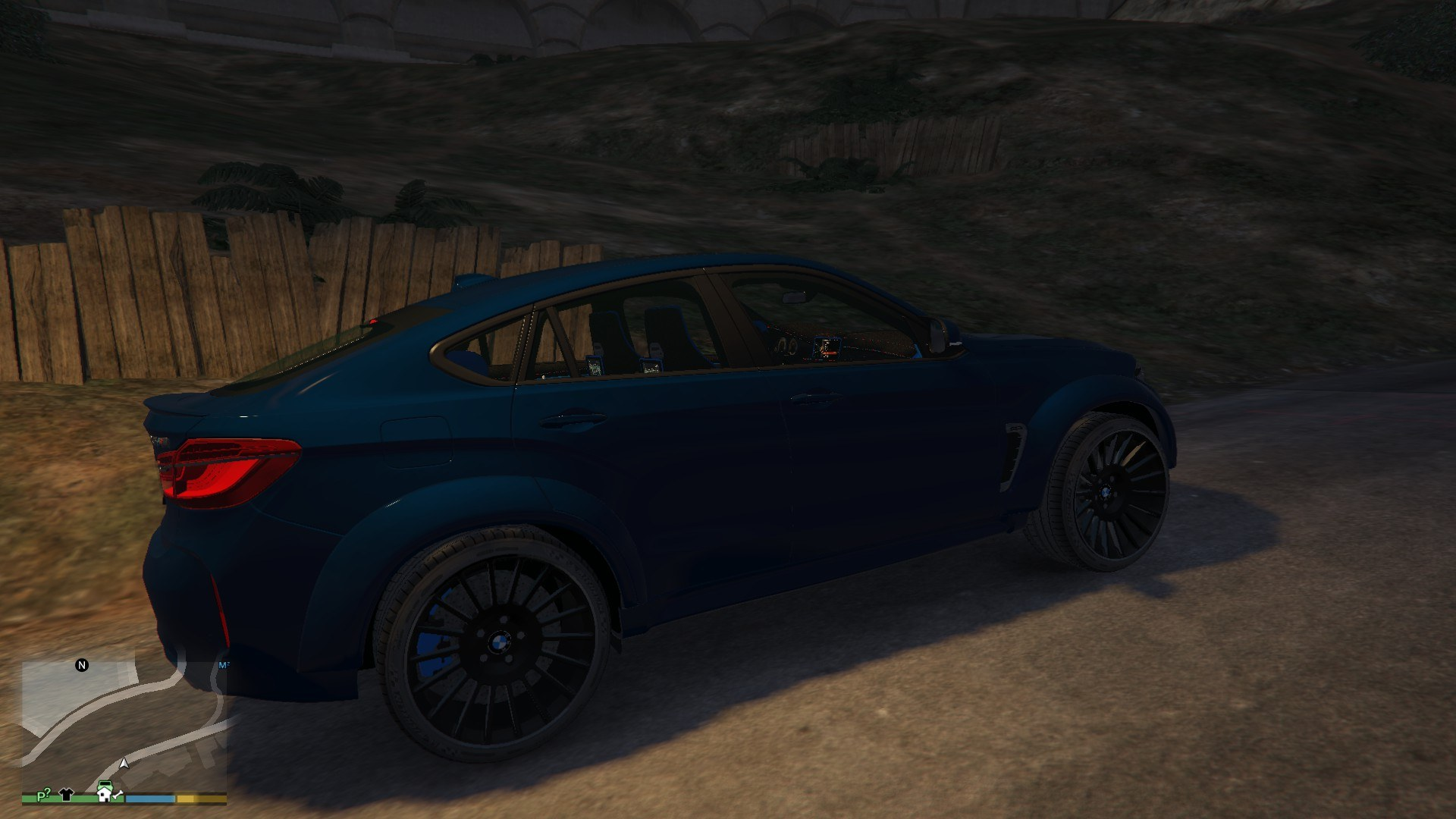 BMW X6M GTA5 Mods (5)