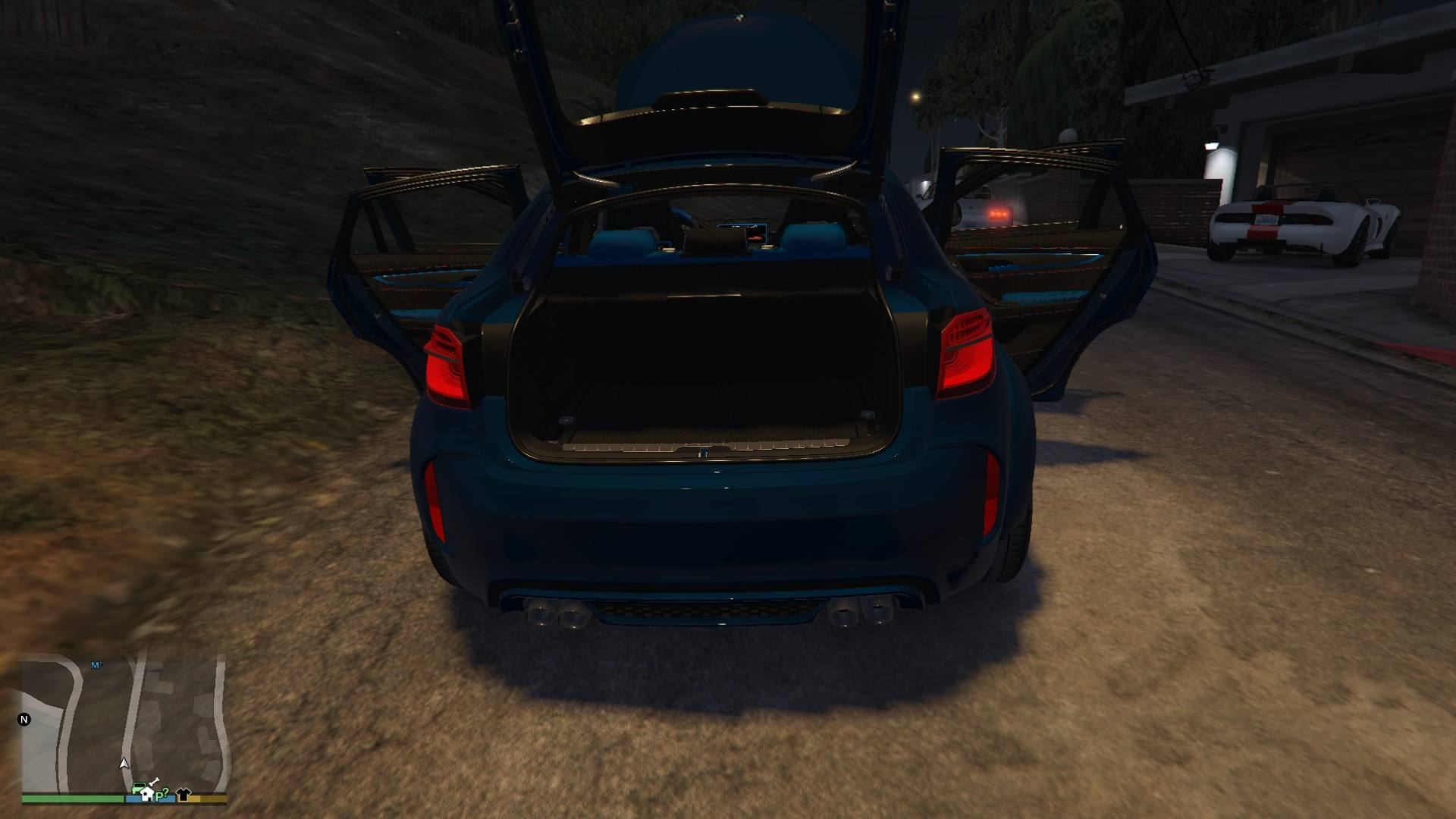 BMW X6M GTA5 Mods (9)