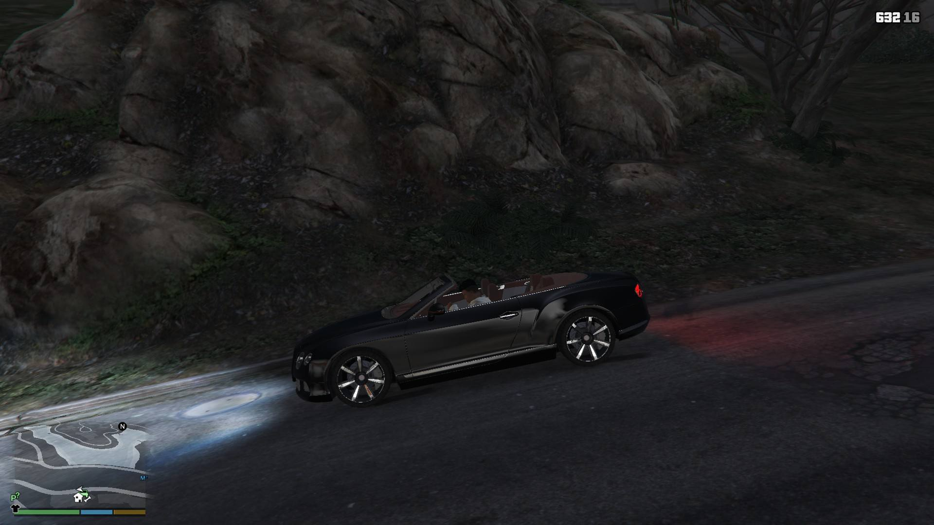 Bentley Continental GT 2014 GTA5 Mods (2)