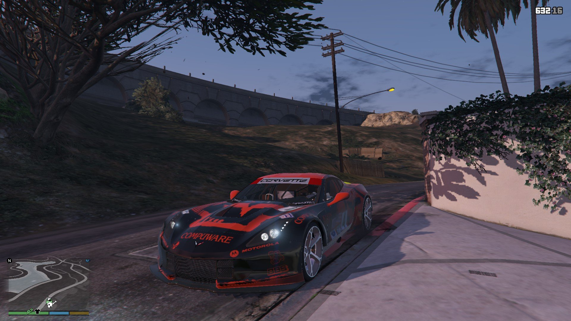 Chevrolet Corvette C7R GTA5 Mods (1)