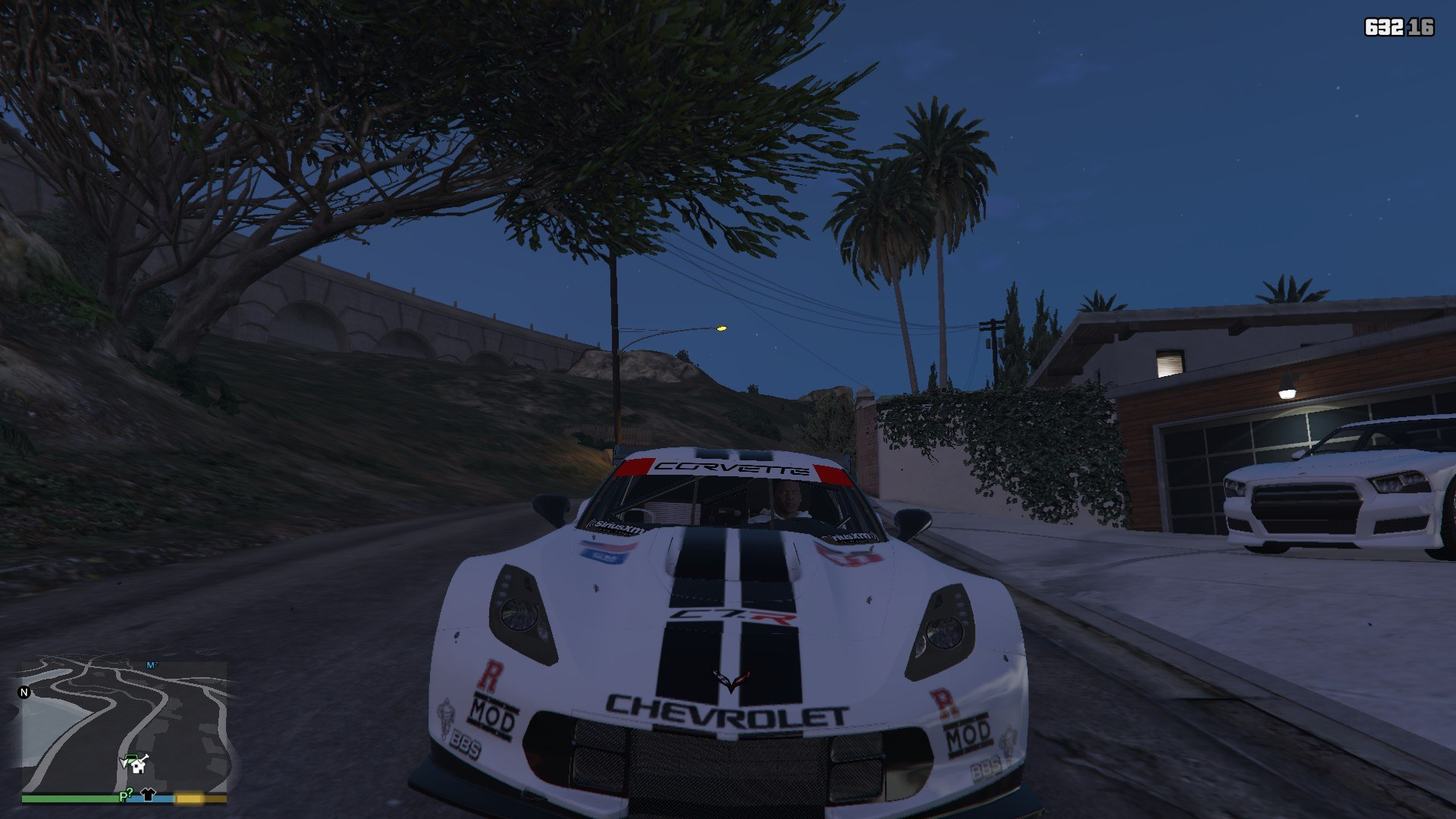 Chevrolet Corvette C7R GTA5 Mods (18)