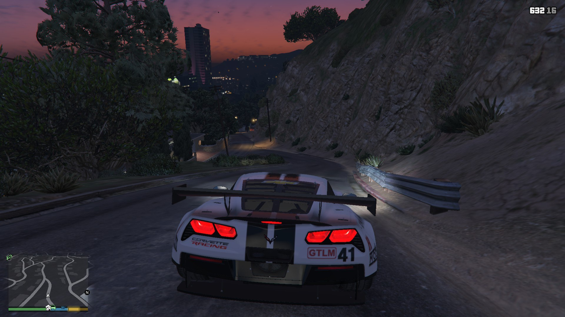 Chevrolet Corvette C7R GTA5 Mods (20)