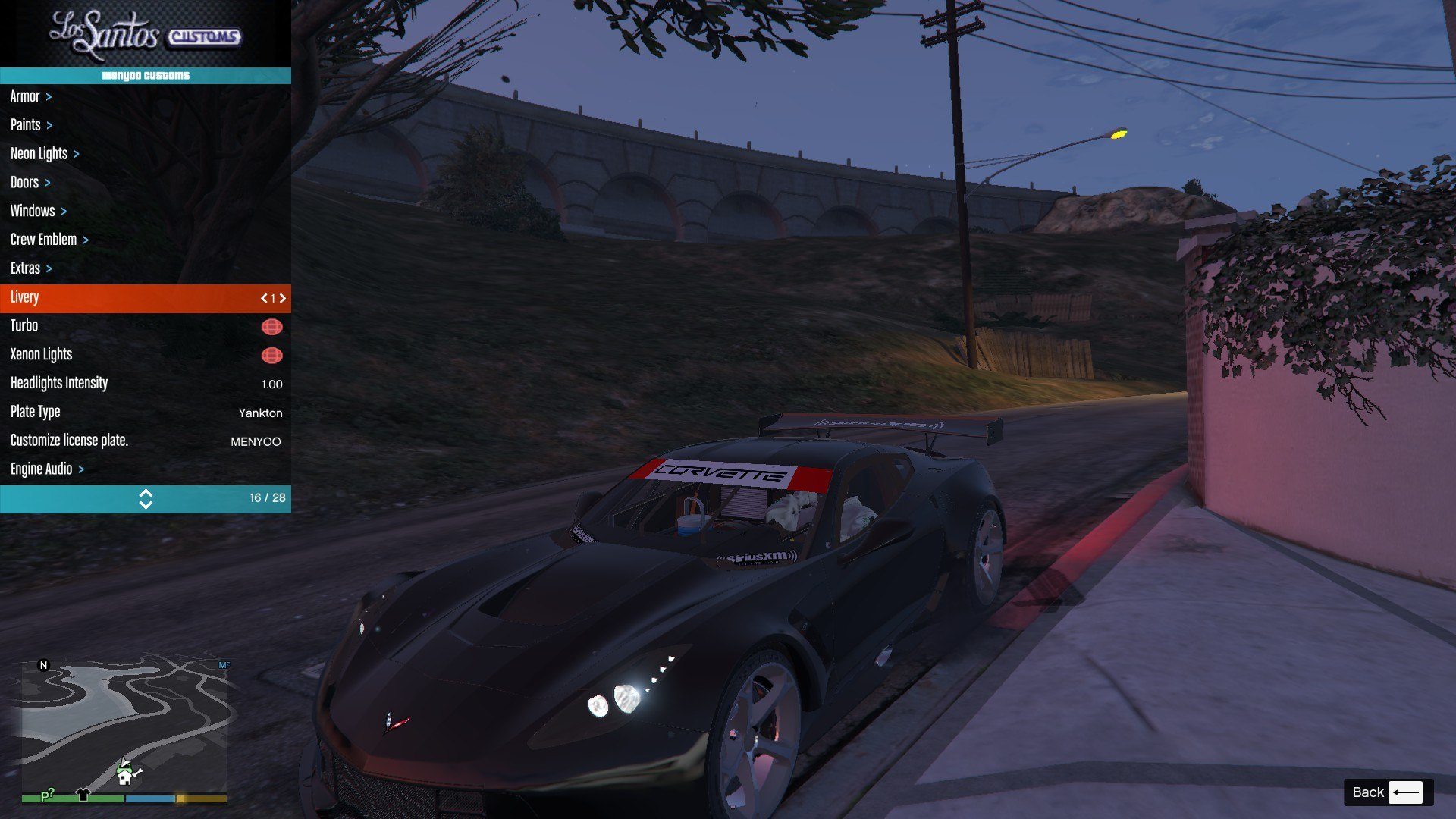 Chevrolet Corvette C7R GTA5 Mods (7)