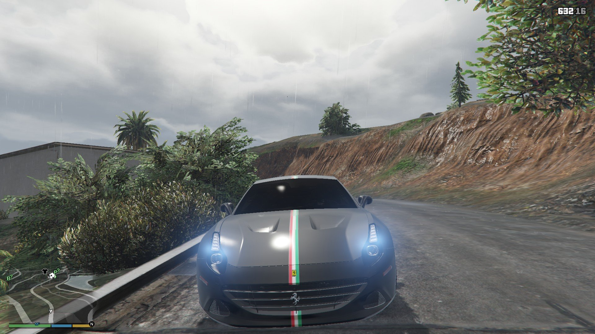 Ferrari California T 2015 GTA5 Mods (12)