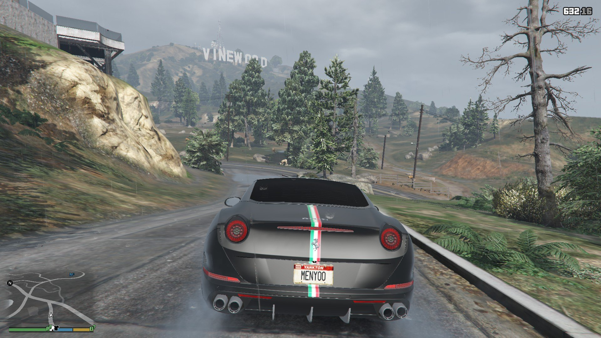 Ferrari California T 2015 GTA5 Mods (13)