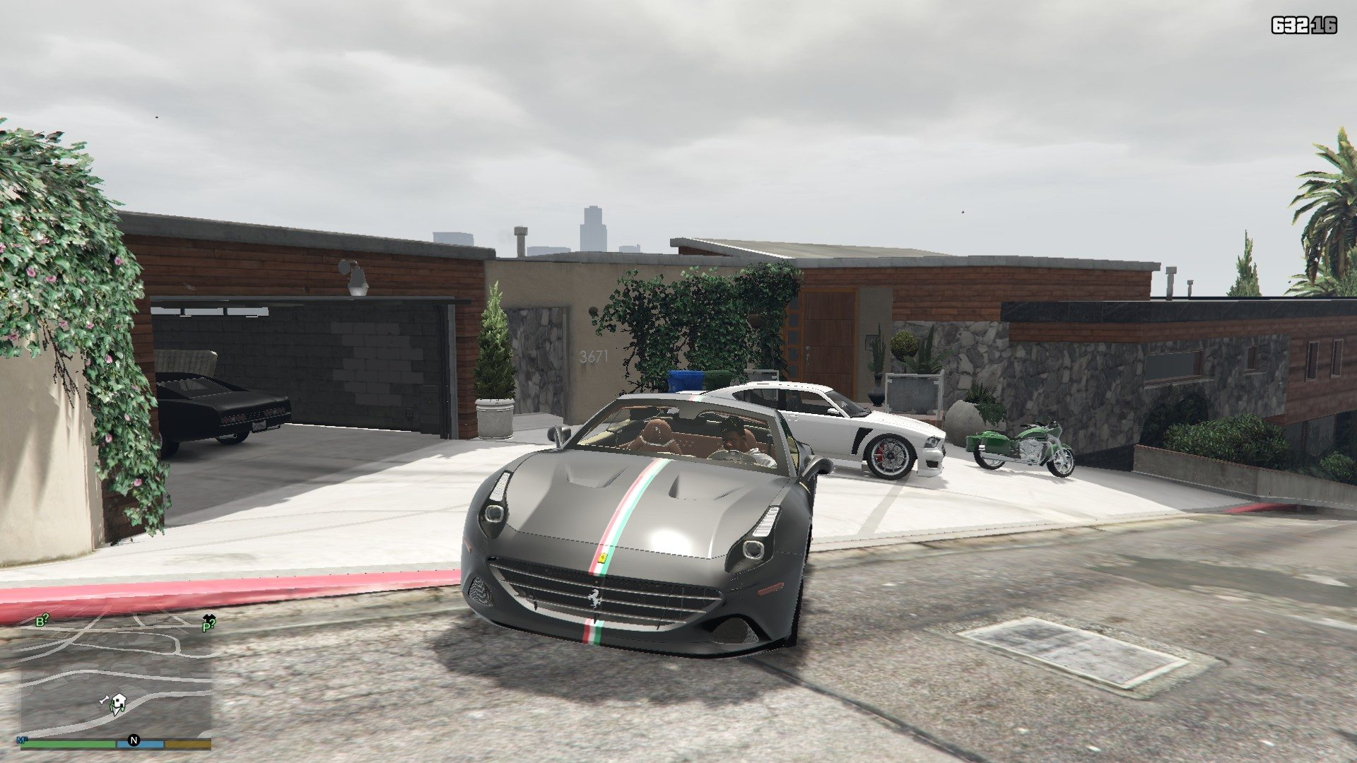 Ferrari California T 2015 GTA5 Mods (4)