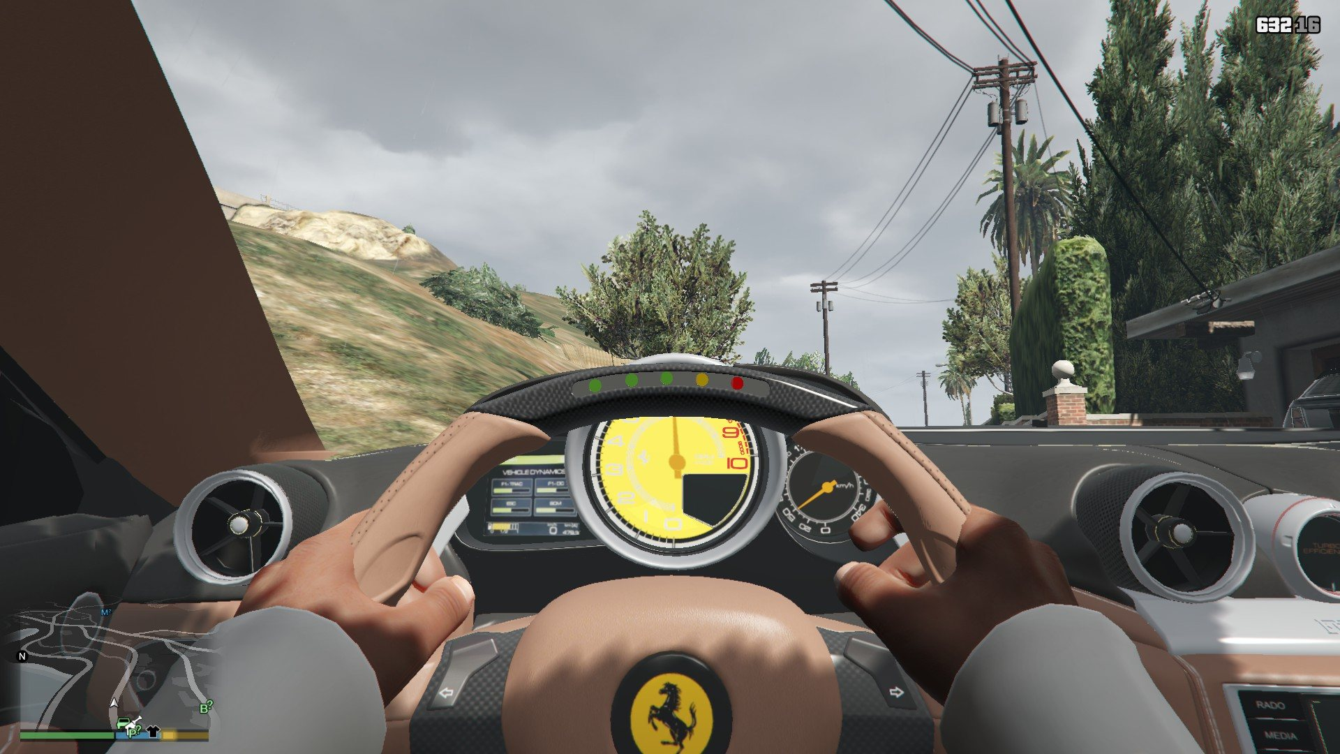 Ferrari California T 2015 GTA5 Mods (9)